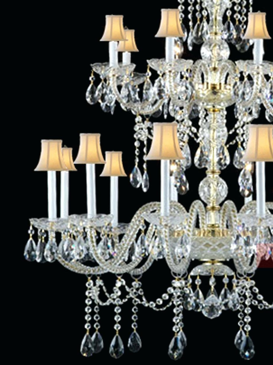 Widely Used Huge Chandeliers Pertaining To Huge Chandeliers Iron Crystal Large Antler – Thedwelling (View 14 of 15)