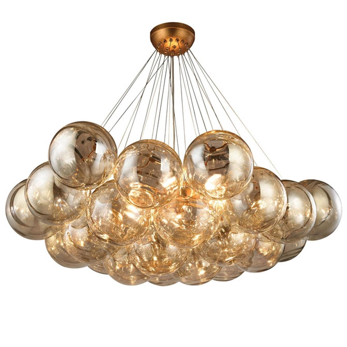 Widely Used Large Globe Chandelier Within Large Foyer Multi Globe Chandelier – Trgn #4144F7Bf (View 6 of 15)