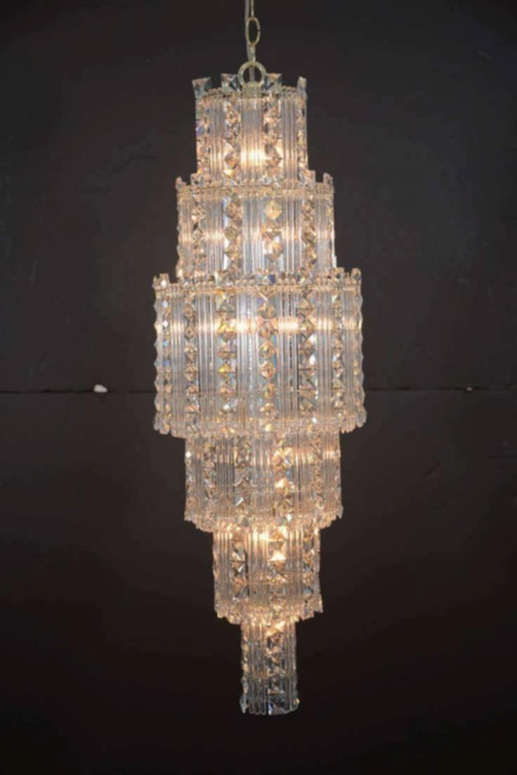 Widely Used Long Chandelier Light Chandelier Sphere Chandelier Chandeliers With Regard To Long Chandelier Light (View 10 of 15)