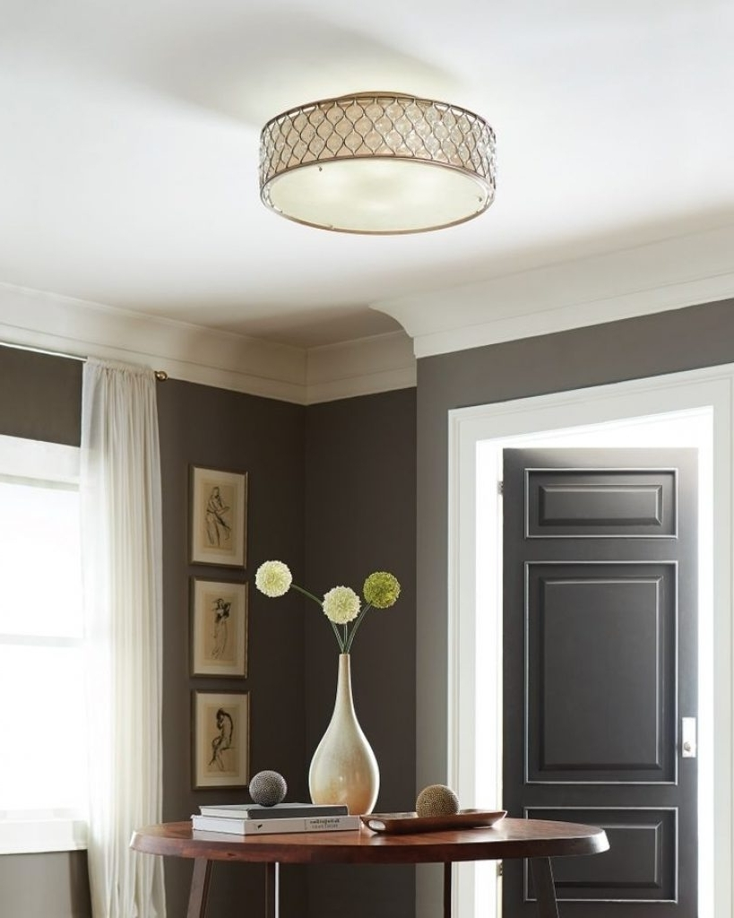 Widely Used Low Ceiling Chandeliers Pertaining To Ceiling Light The 25 Best Low Ceiling Lighting Ideas On Pinterest (View 15 of 15)