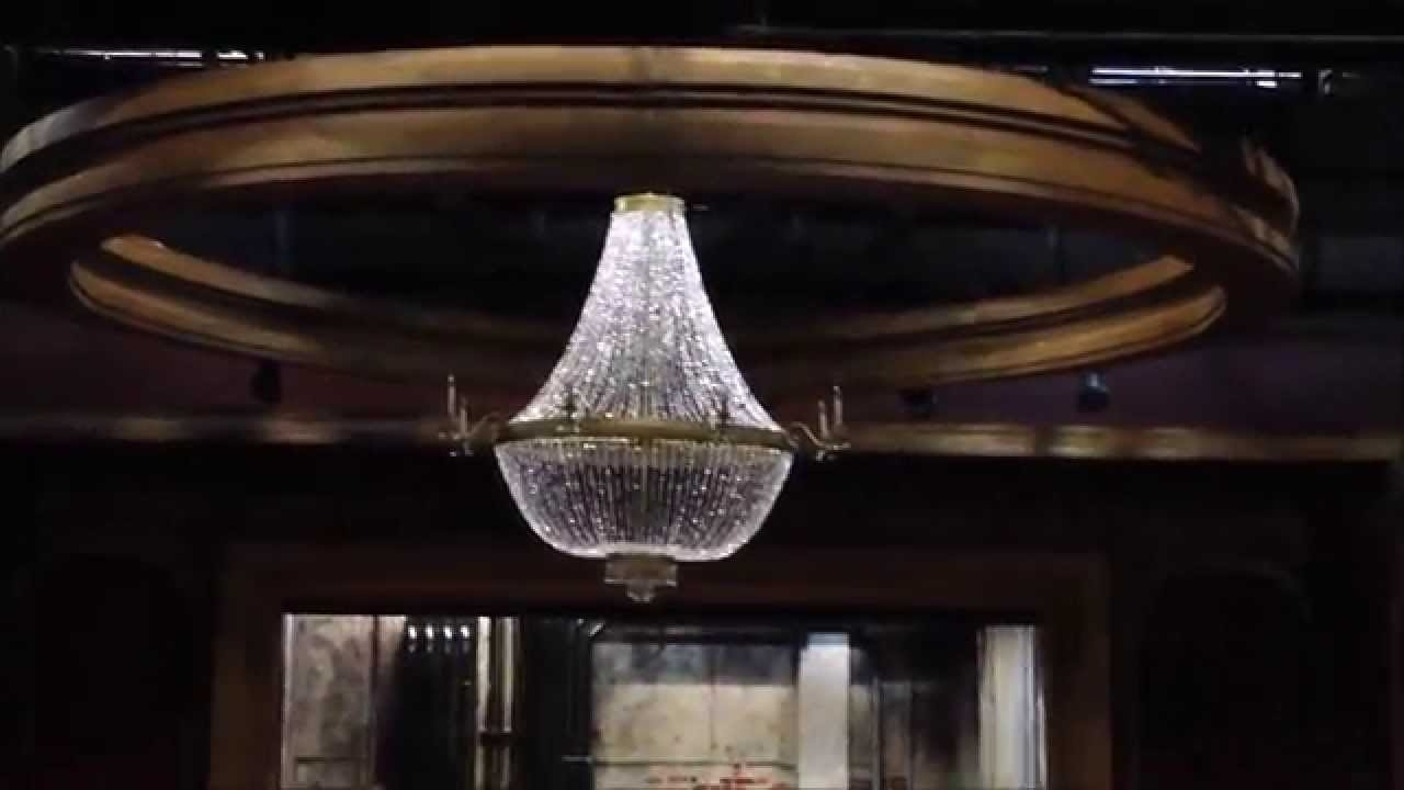 Featured Photo of Giant Chandeliers