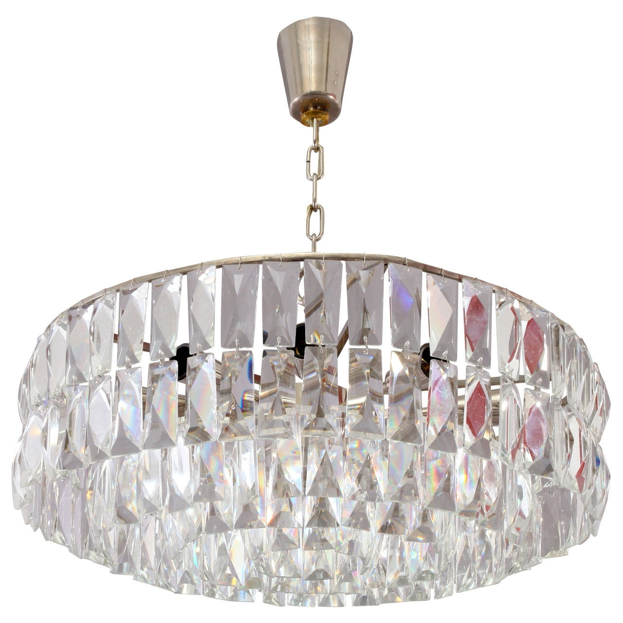 Widely Used Stunning Chandelier With Large Crystalsbakalowits And Sohne Pertaining To Vienna Crystal Chandeliers (View 15 of 15)