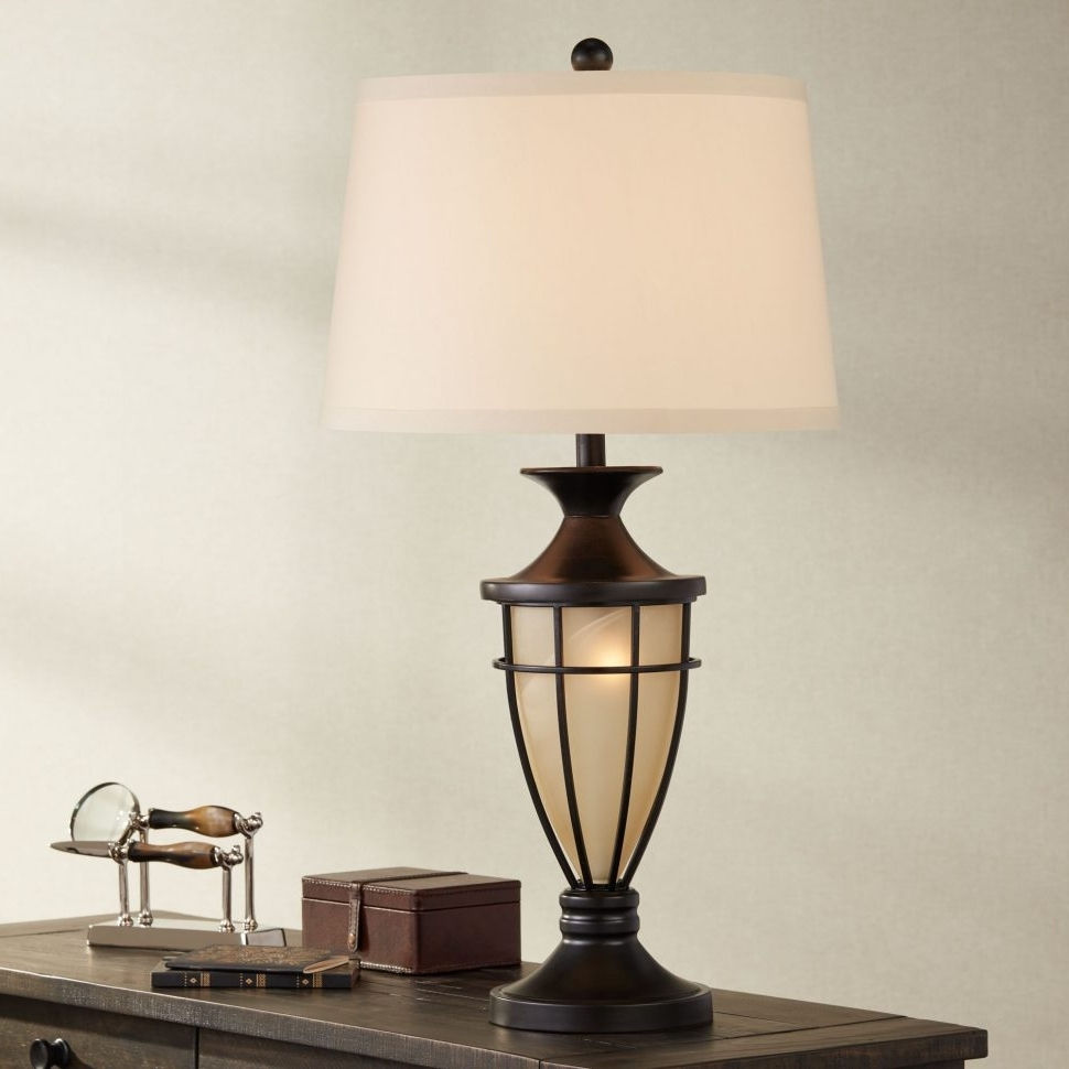 2017 Lamp : Amazon Decorative Table Lamps Clamps Lamp Shades For Intended For Amazon Living Room Table Lamps (View 1 of 15)