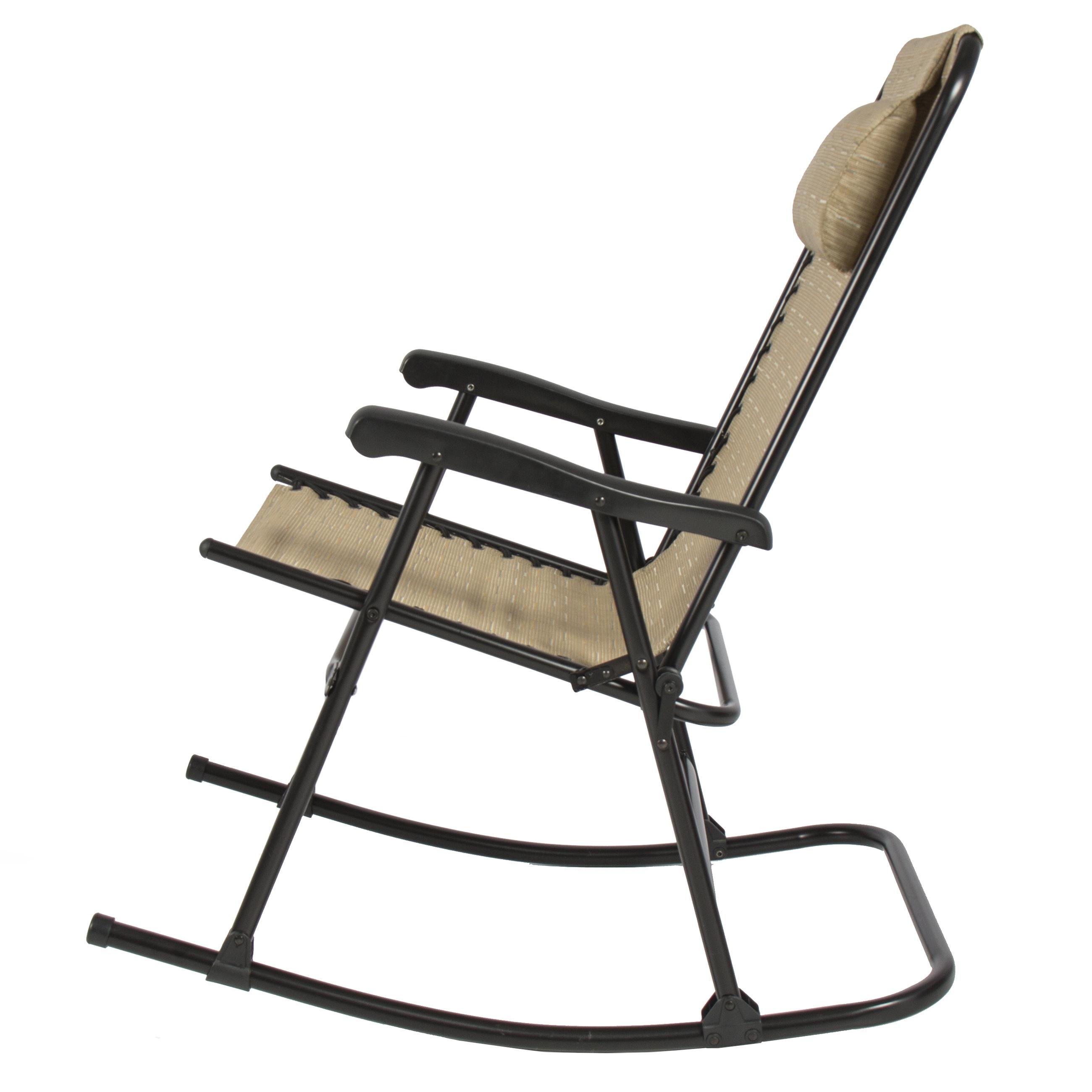 2017 Manhattan Patio Grey Rocking Chairs Inside Manhattan Patio Rocking Chair Grey Rona (View 15 of 15)