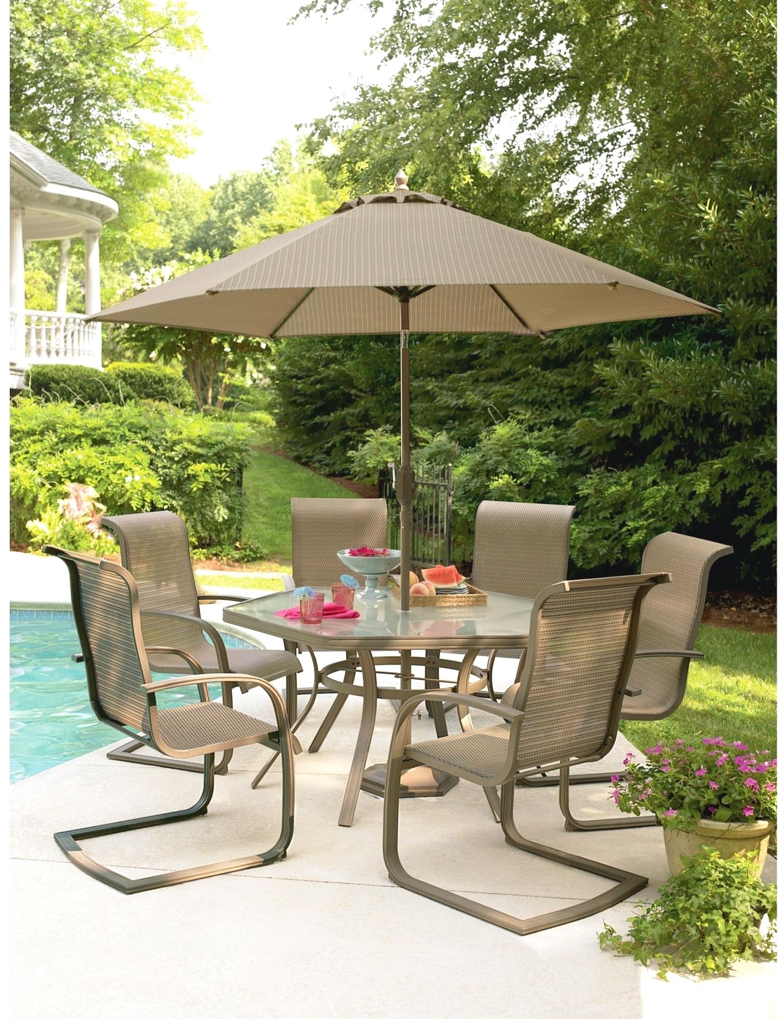 2018 Kmart Conversation Sets Patio Patios Umbrellas Fornspiring Outdoor In Martha Stewart Conversation Patio Sets (View 2 of 15)