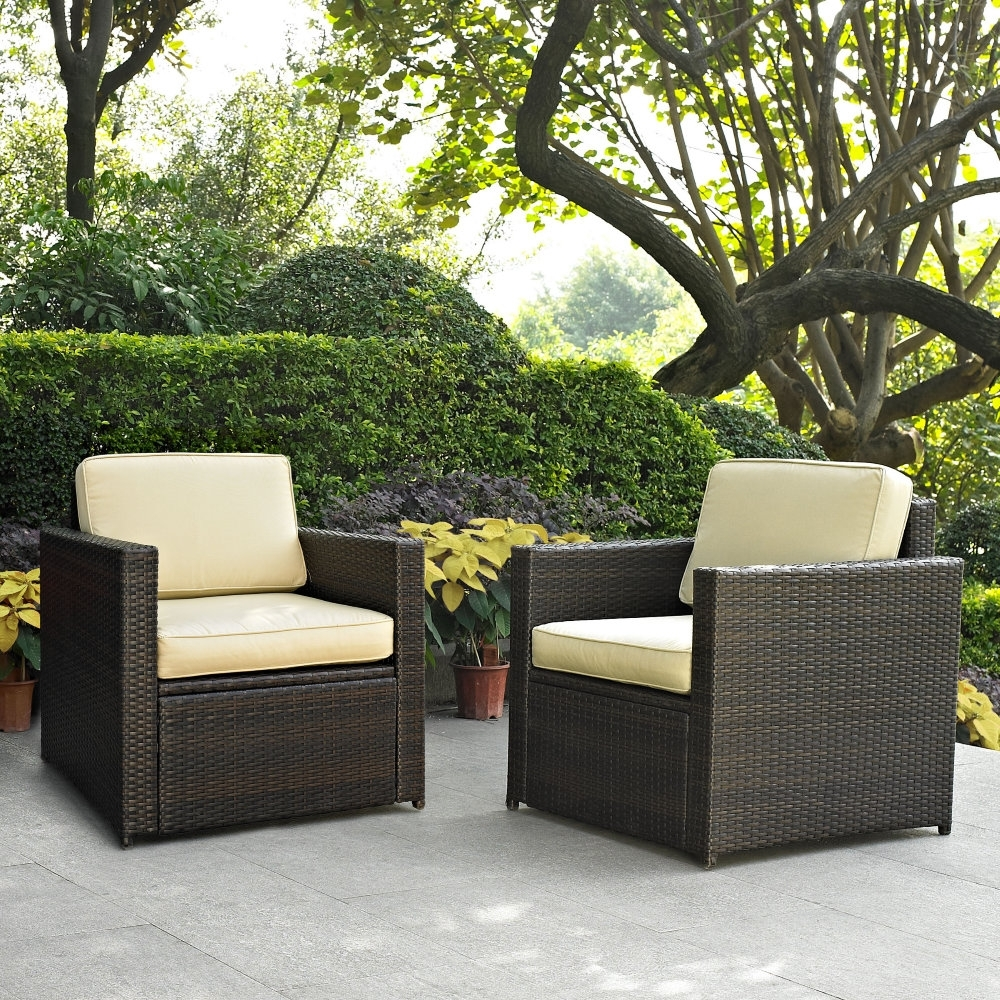 2018 Nfm Patio Conversation Sets With Small Outdoor Wicker Patio Furniture : Sathoud Decors – Ideas (View 3 of 15)