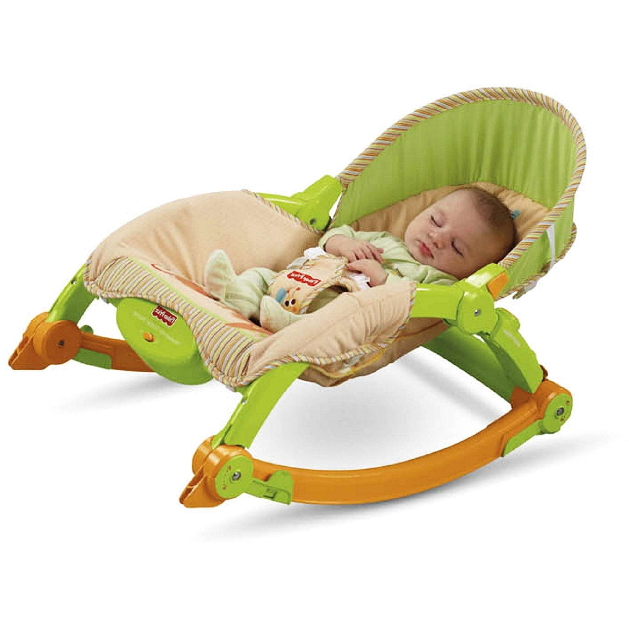 2018 Rocking Chairs For Babies With Regard To Baby Rocking Chair Walmart Inspirational Fisher Price Newborn To (View 2 of 15)