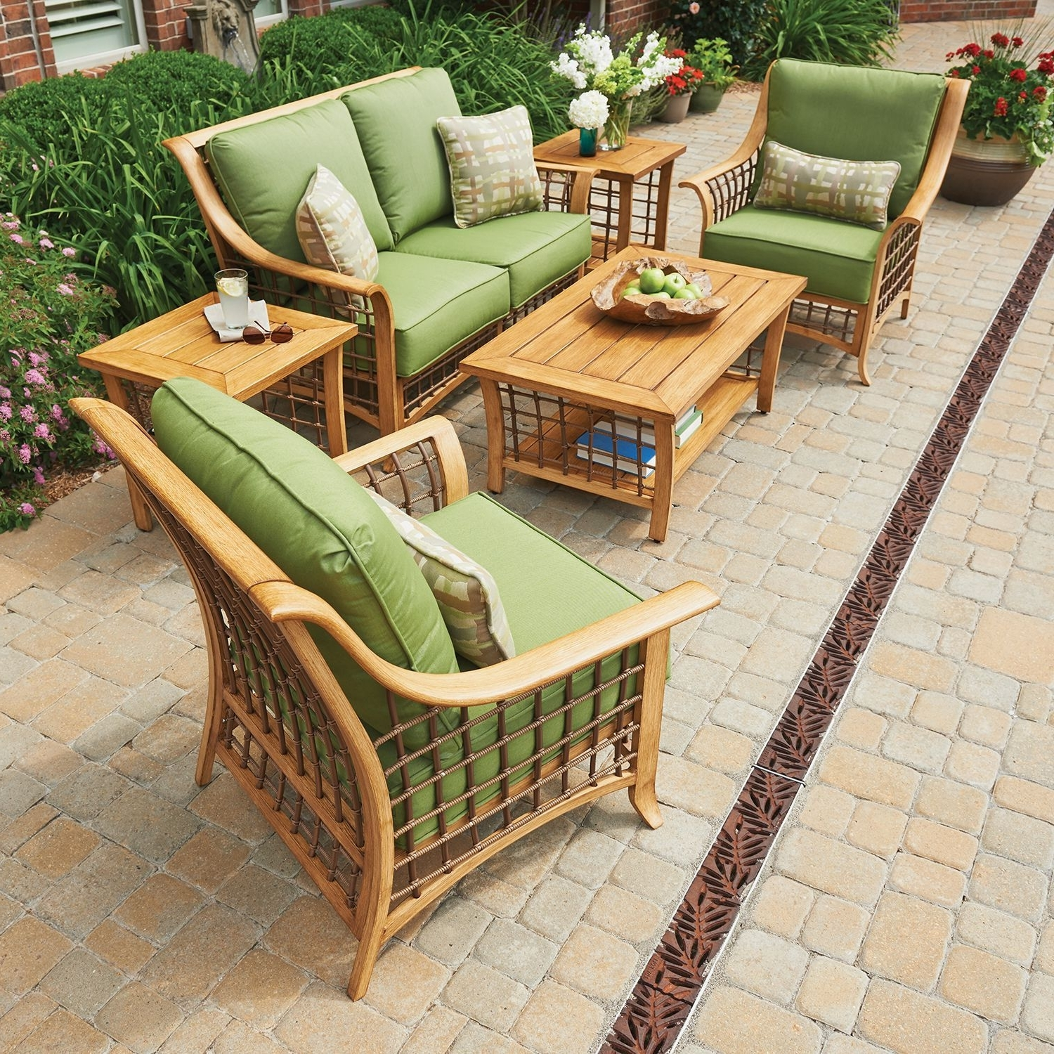 3 Season Porch Throughout Patio Conversation Sets At Sam's Club (View 2 of 15)