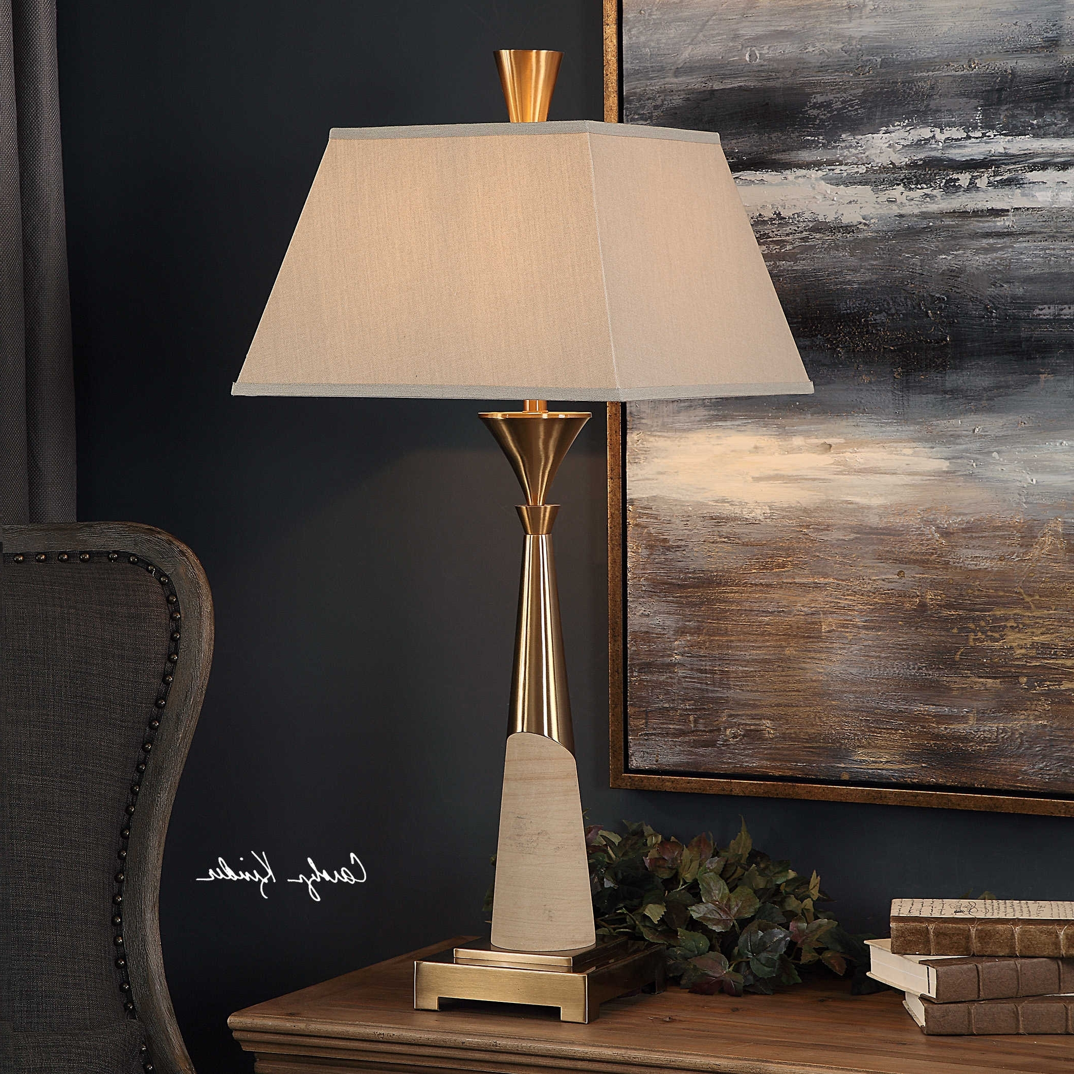 38 New Country Style Table Lamps Living Room (View 1 of 15)
