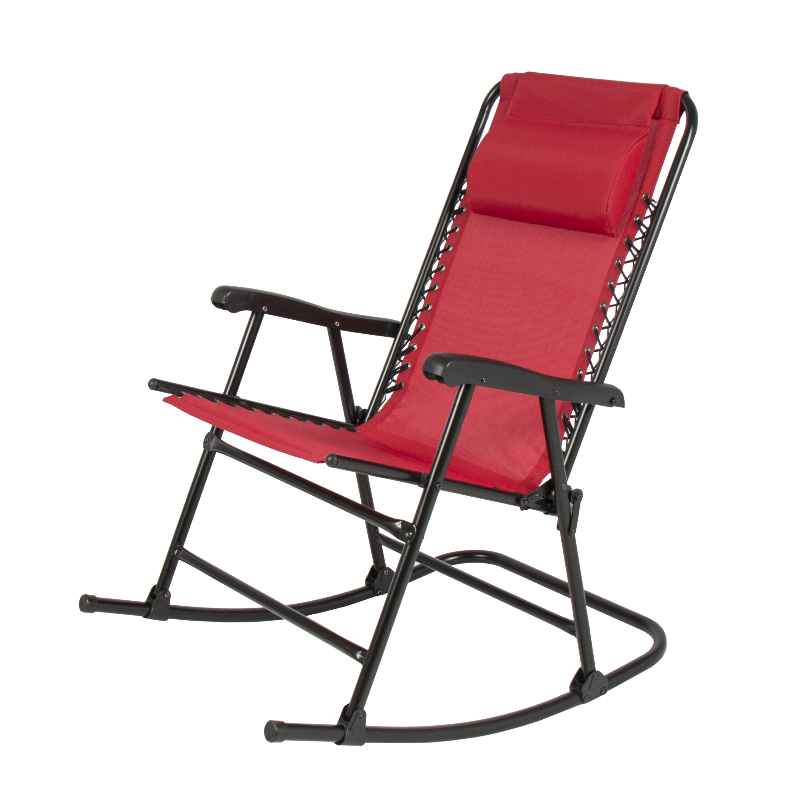 Amazing Of Rocking Patio Chairs Folding Rocking Chair Foldable Regarding Most Popular Red Patio Rocking Chairs (View 3 of 15)