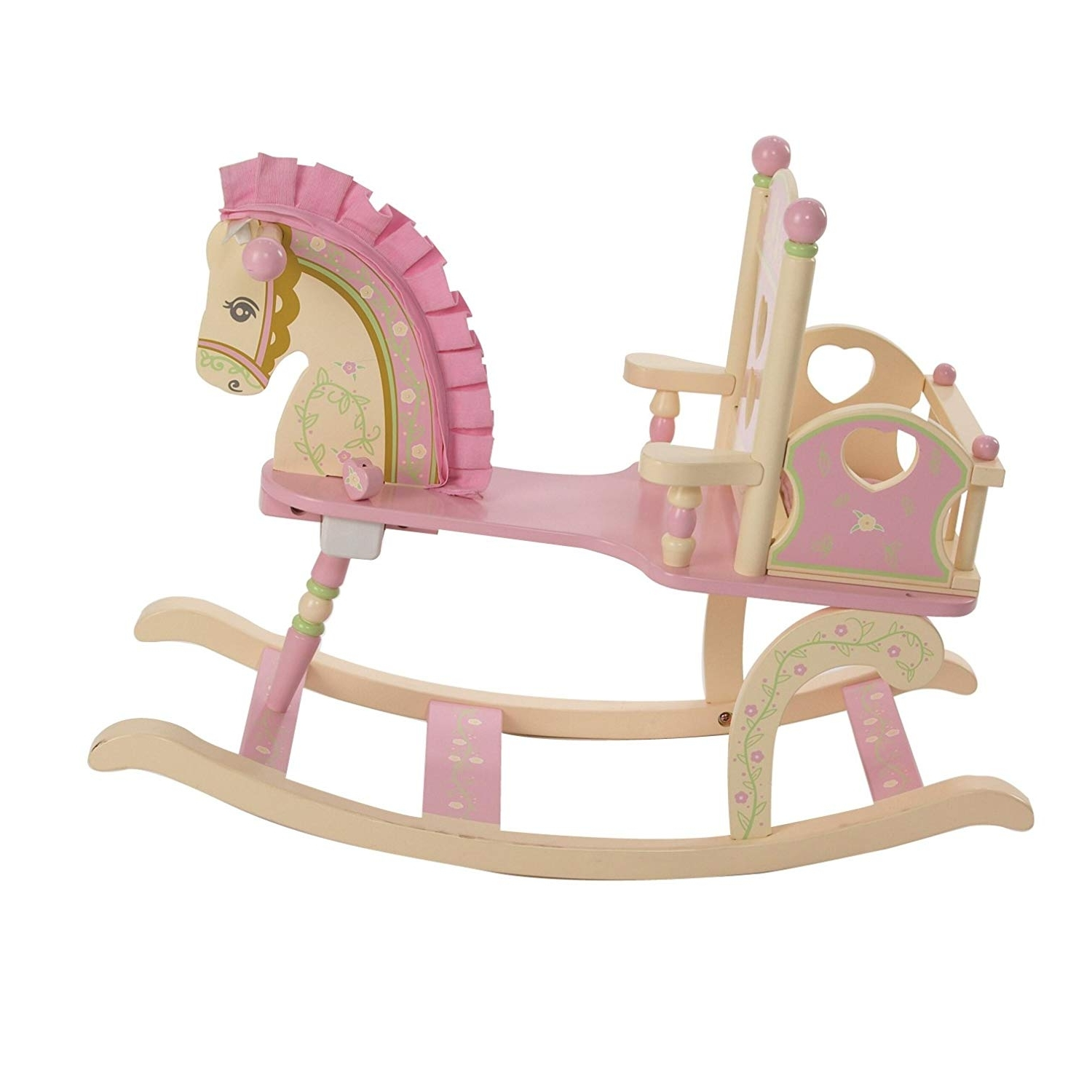 Amazon Rocking Chairs In Most Current Amazon: Wildkin Rock A My Baby Rocking Horse: Toys & Games (View 7 of 15)