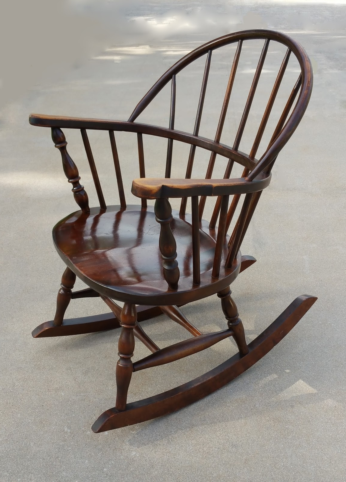 Antique Rocking Chairs Pertaining To Popular Mendlbarr: Rocking Chairs Every Home Should Have At Least One! (View 10 of 15)