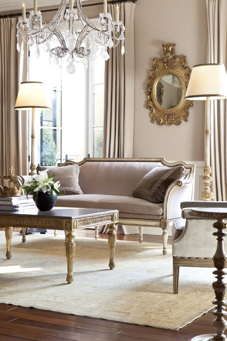 Apartments, Crisp And Frostings Throughout Formal Living Room Table Lamps (View 2 of 15)