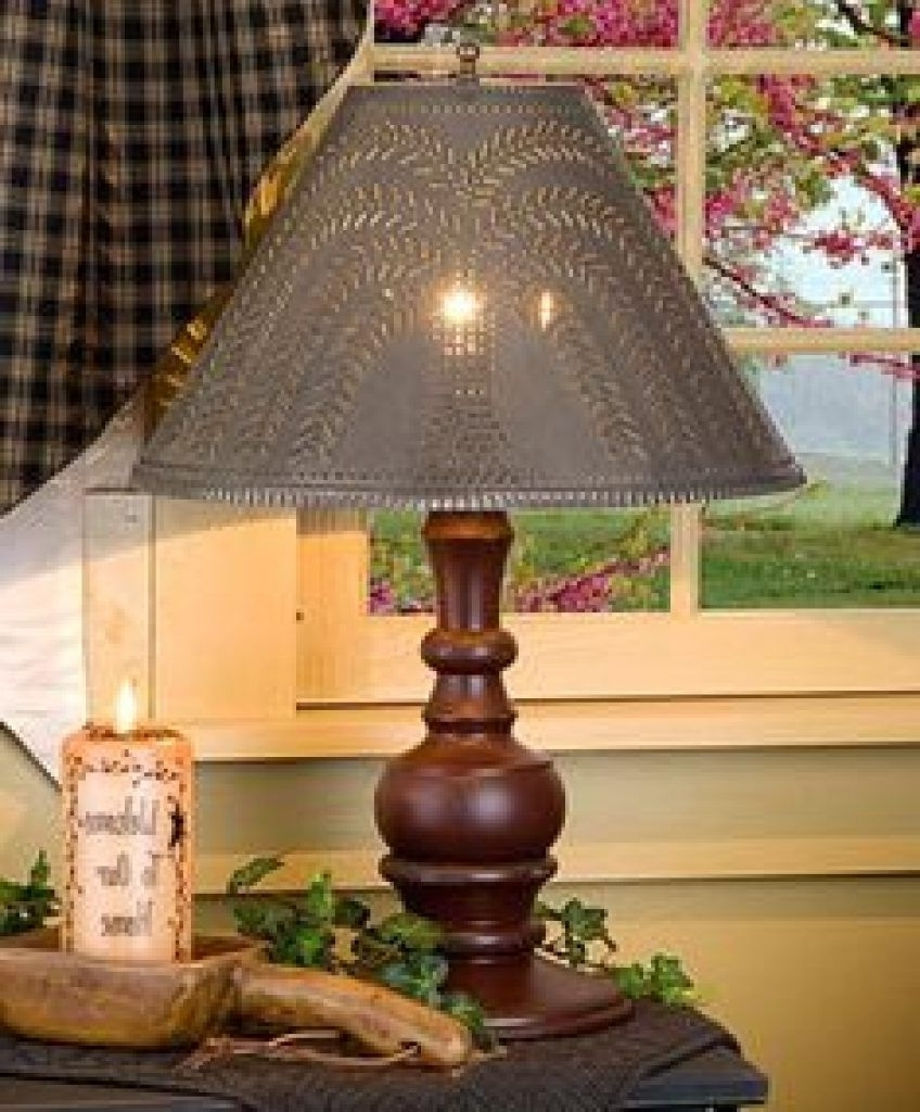 Attractive Country Table Lamps Living Room On Unique Henry Lamp With Regard To Recent Country Living Room Table Lamps (View 7 of 15)