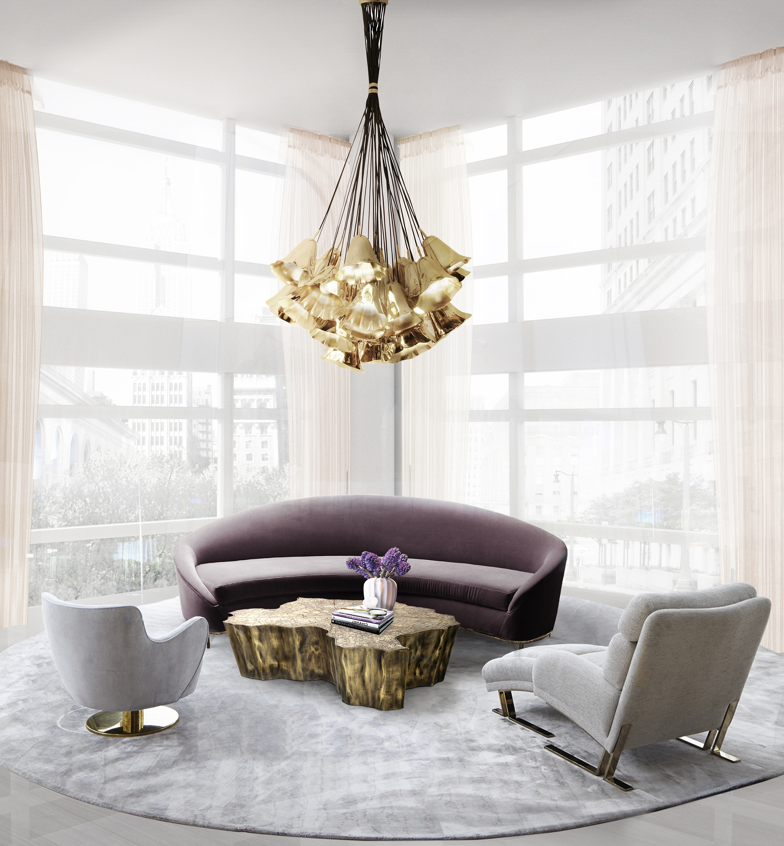 Best And Newest 8 Decorating Ideas To Improve Your Living Room Design Within Luxury Living Room Table Lamps (View 2 of 15)