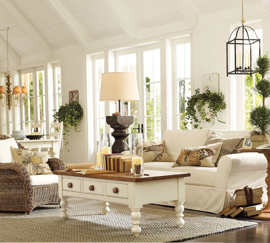 Best And Newest Accessories: Handsome Picture Of Living Room Decoration Using Intended For Pottery Barn Table Lamps For Living Room (View 2 of 15)