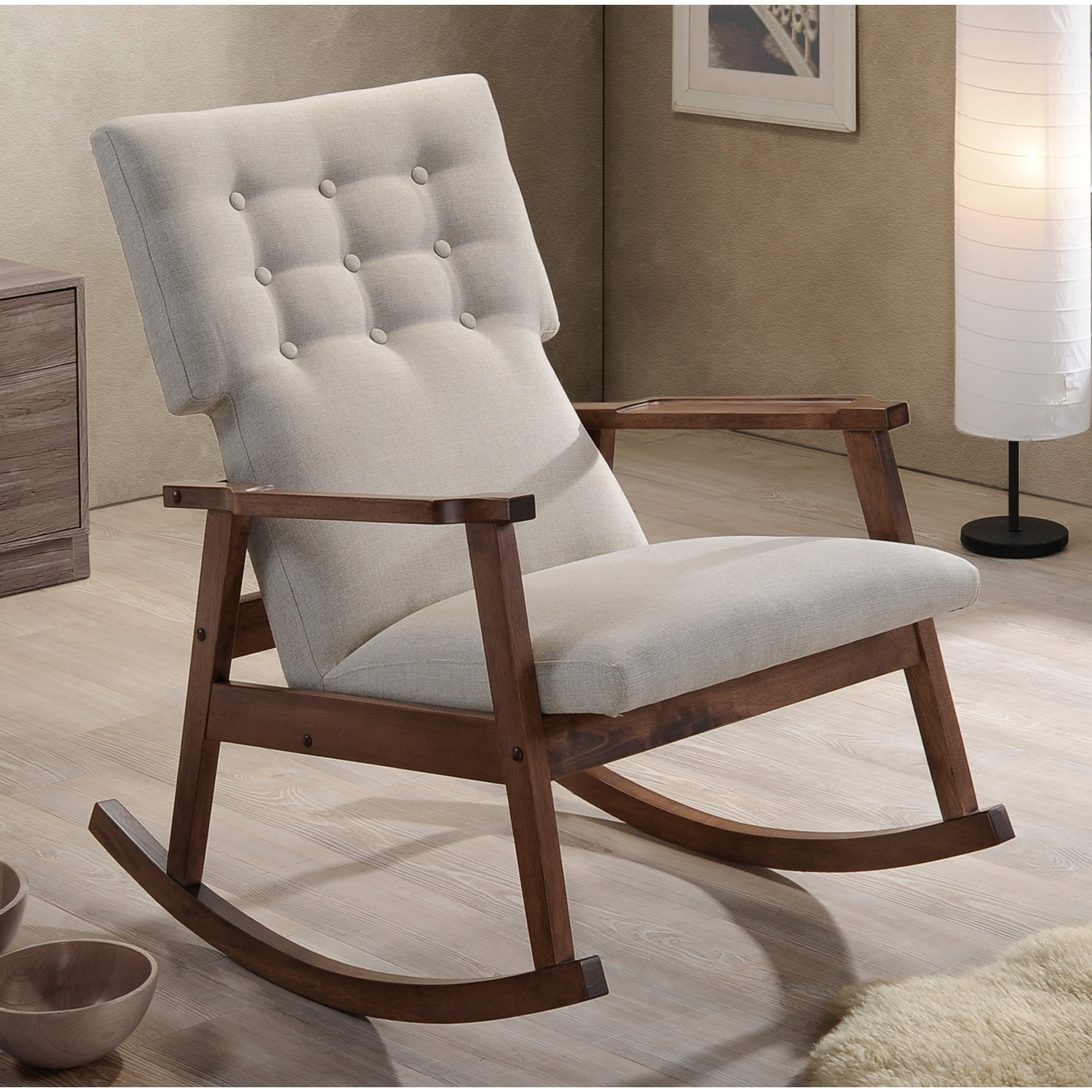 Best And Newest High Back Rocking Chairs Within High Back Rocking Chair – Modern Chairs Quality Interior  (View 2 of 15)