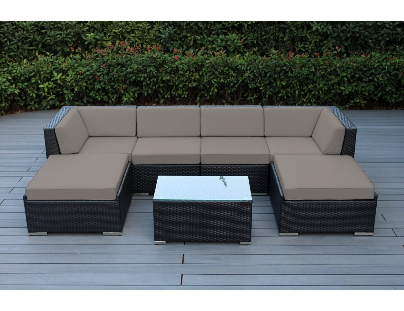 Best Rated In Patio Conversation Sets & Helpful Customer Reviews With Well Liked Sunbrella Patio Conversation Sets (View 11 of 15)