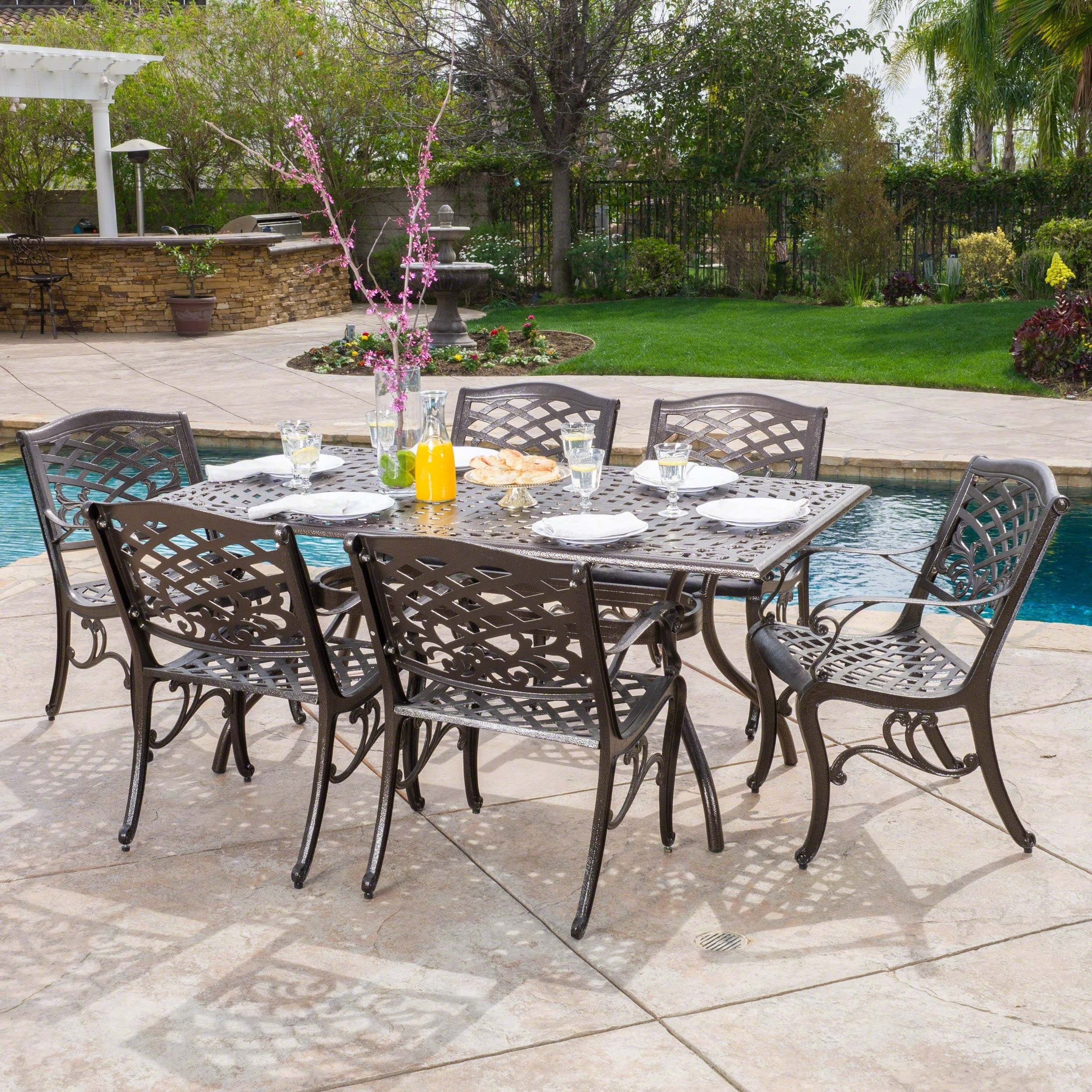 Best Rated In Patio Furniture Sets & Helpful Customer Reviews Regarding Most Popular Dot Patio Conversation Sets (View 2 of 15)