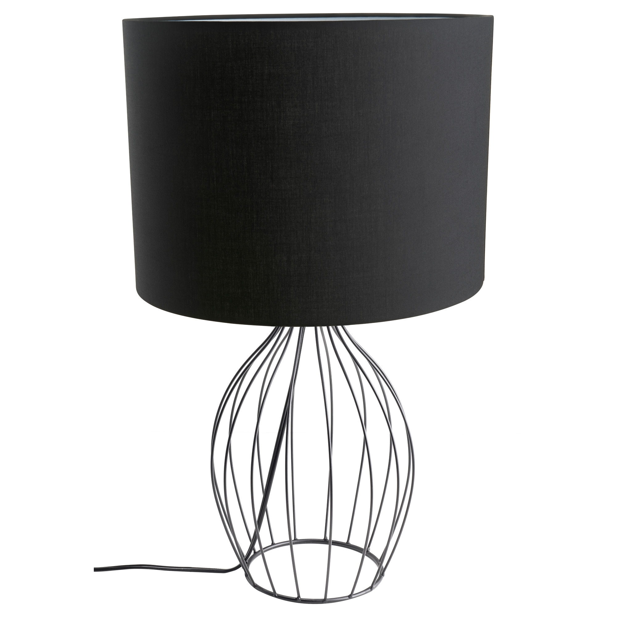 Black Living Room Table Lamps With Most Up To Date Top 68 Supreme Nightstand Lamps Unique Table Grey Bedside Black (View 2 of 15)