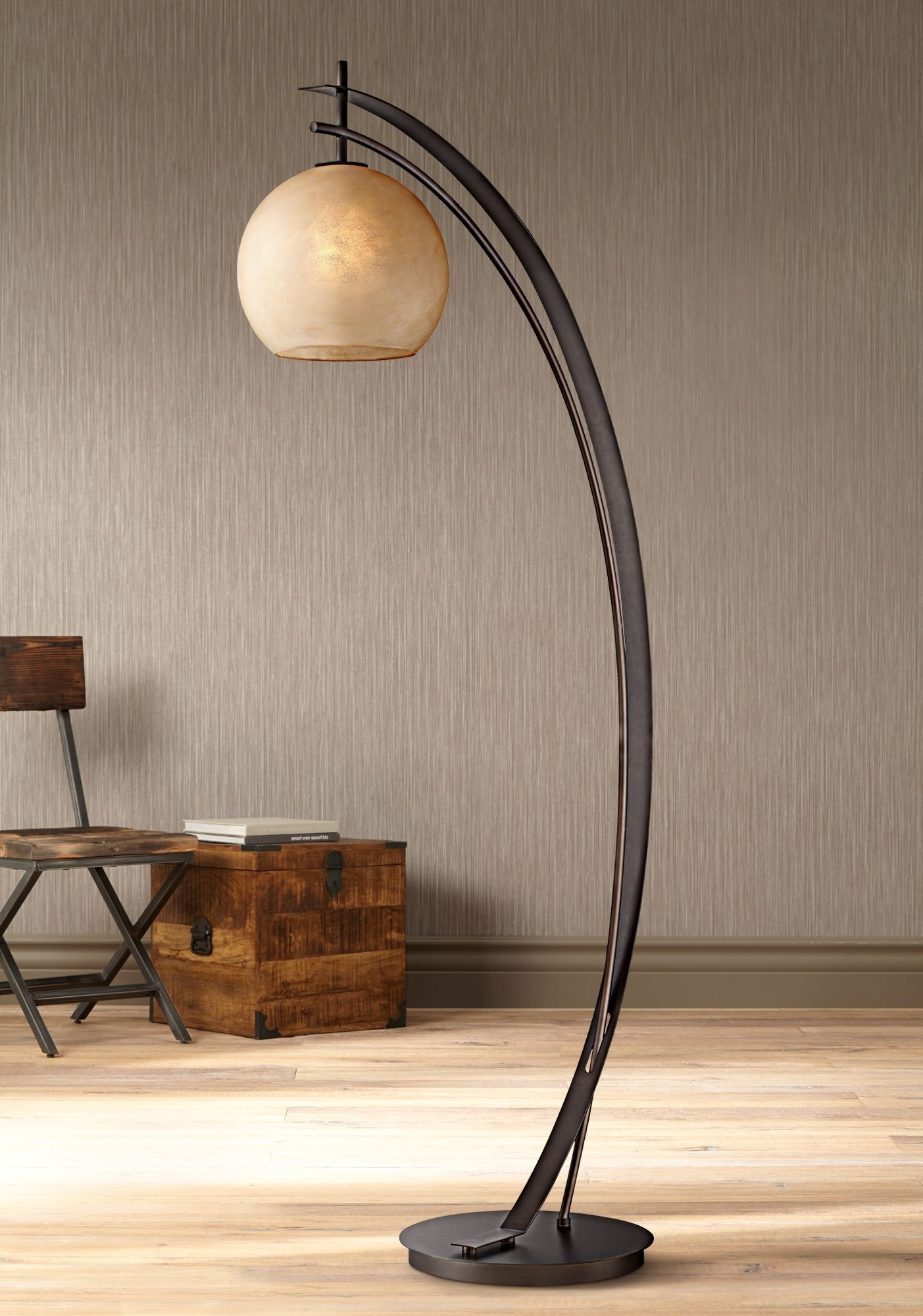 Bronze Living Room Table Lamps Intended For Well Known Possini Euro Venus Oil Rubbed Bronze Metal Arc Floor Lamp – #eu1G (View 7 of 15)