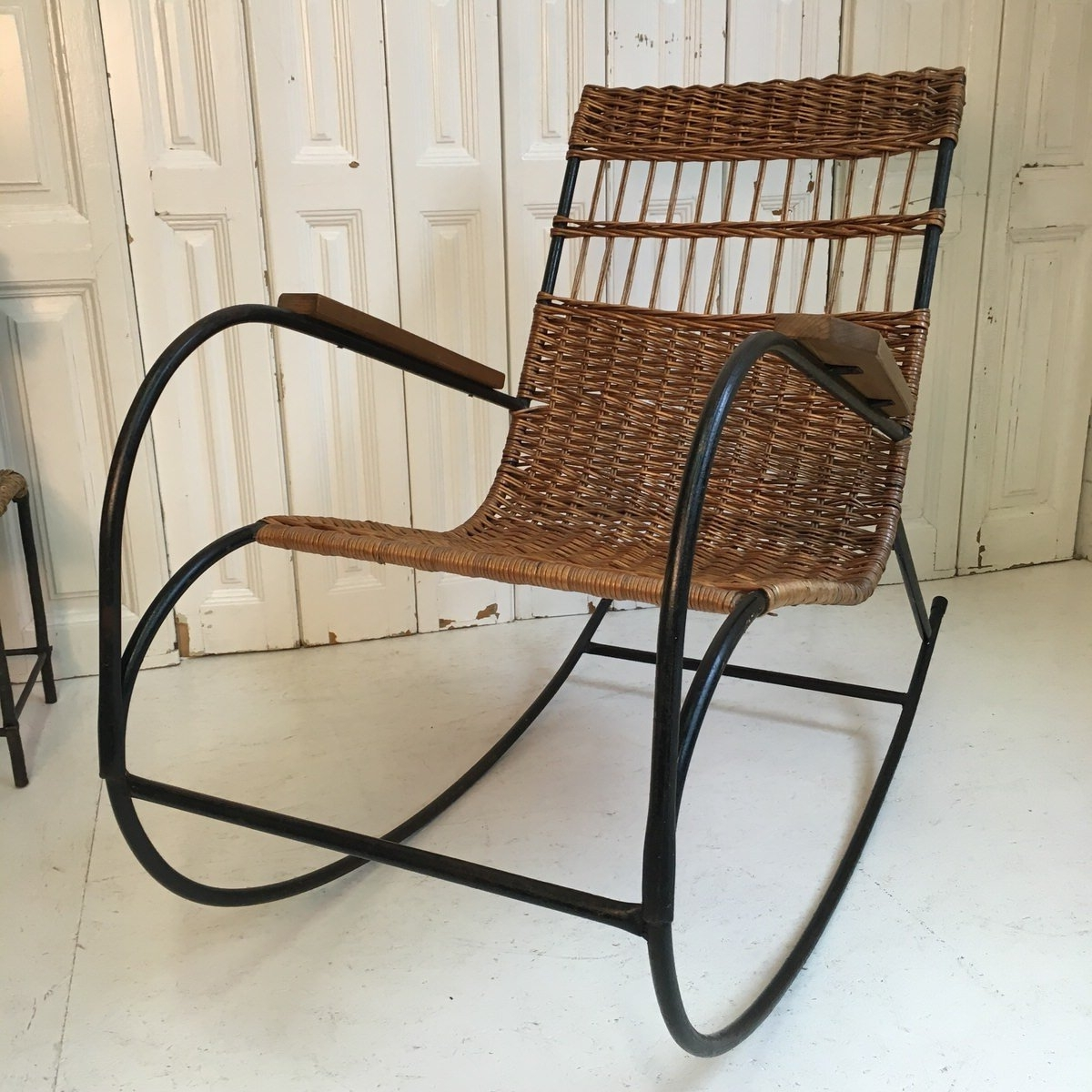 Buy Wicker Rocking Chair Antique Wicker Rocking Chair (View 4 of 15)