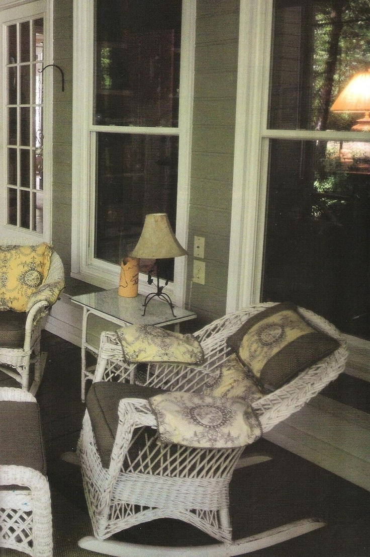 Cane Chairs, Rattan Chairs And In Vintage Wicker Rocking Chairs (View 4 of 15)