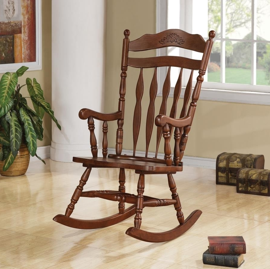 Chairs Regarding Well Known Rocking Chairs For Adults (View 4 of 15)