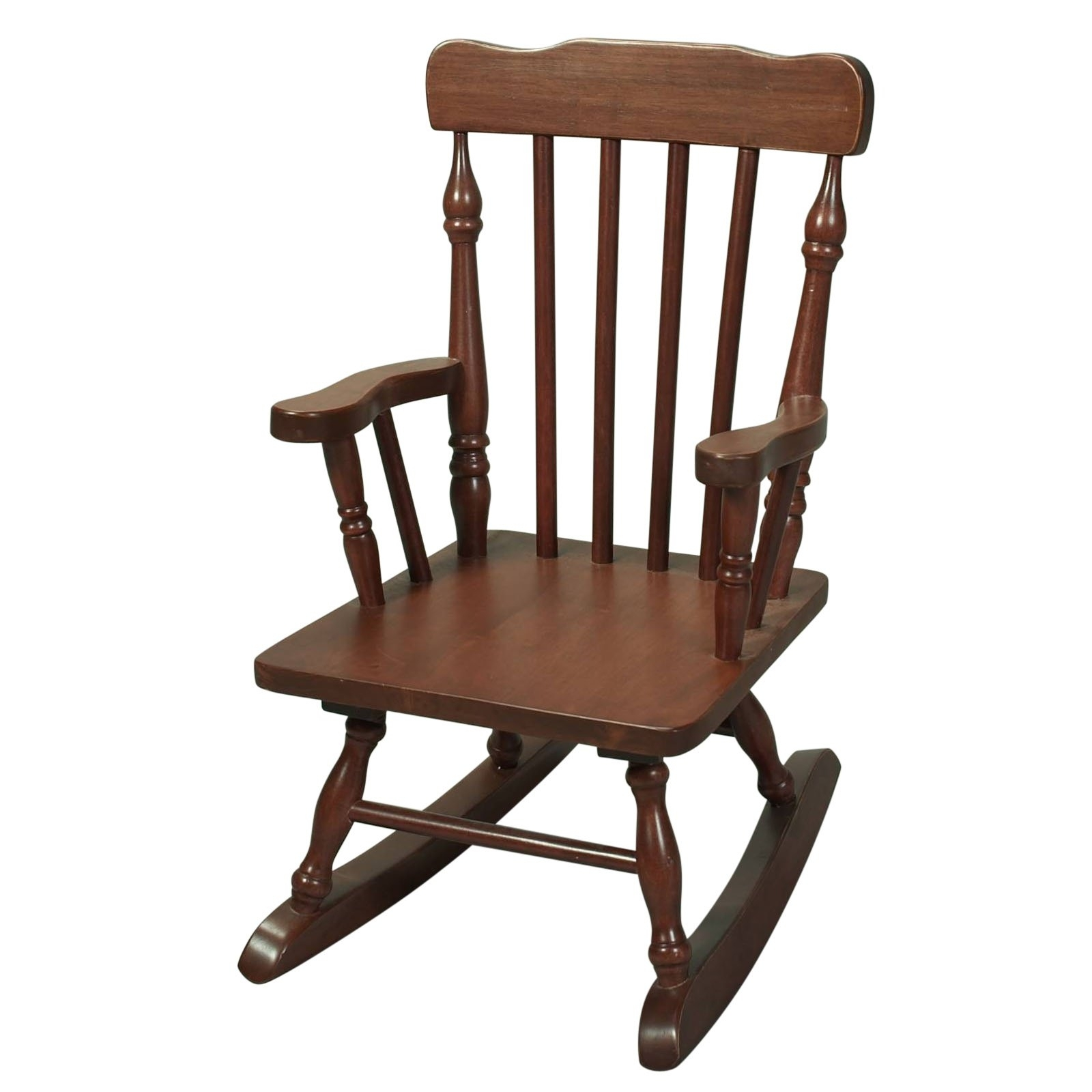 Child Colonial Rocking Chair – Walmart Regarding Best And Newest Rocking Chairs For Toddlers (View 4 of 15)