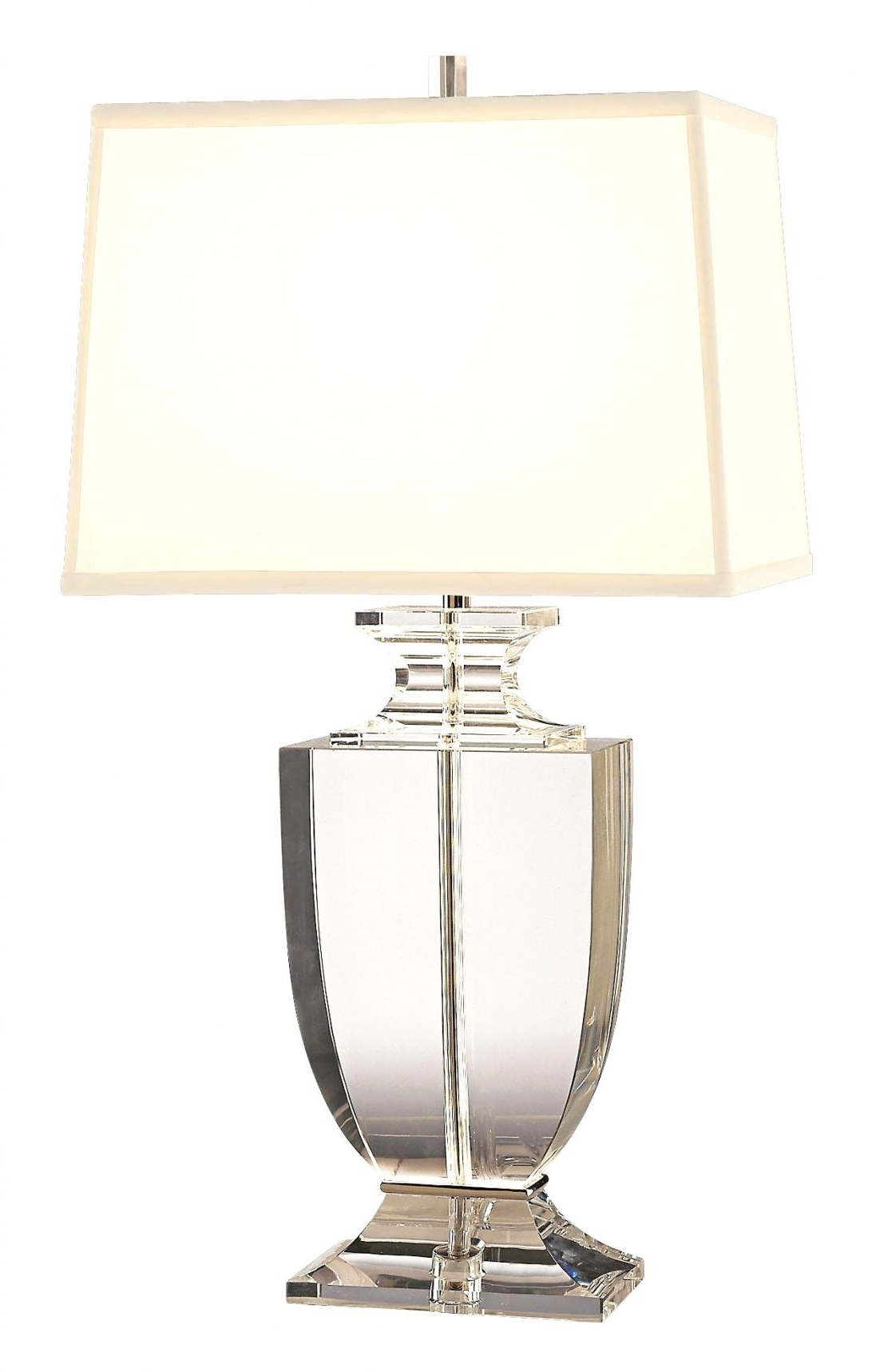 Clear Table Lamps For Living Room With Current Top 63 First Rate Cheap Table Lamps Mercury Glass Lamp Base Stained (View 6 of 15)