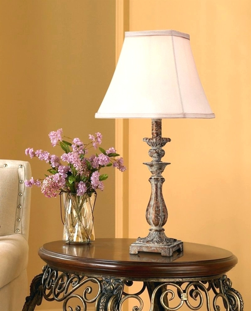 Country Style Living Room Table Lamps Within Preferred Amazing Ideas Country Table Lamps Living Room Country Table Lamp (View 9 of 15)