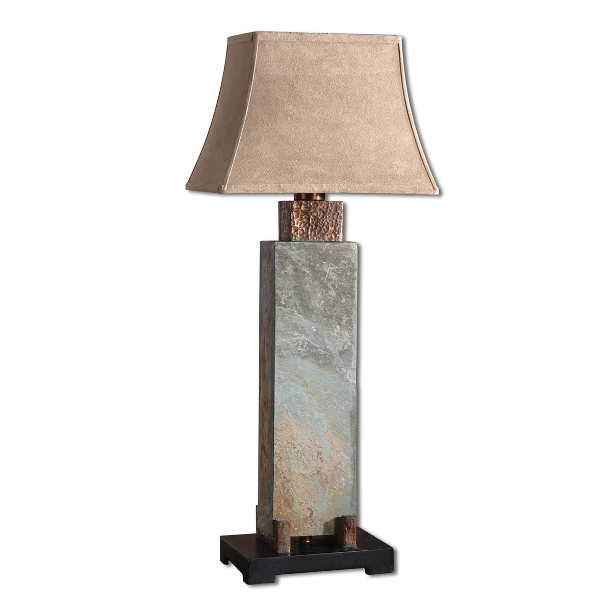 Creative Decoration Rustic Table Lamps For Living Room Rustic Table Inside Newest Tall Table Lamps For Living Room (View 5 of 15)