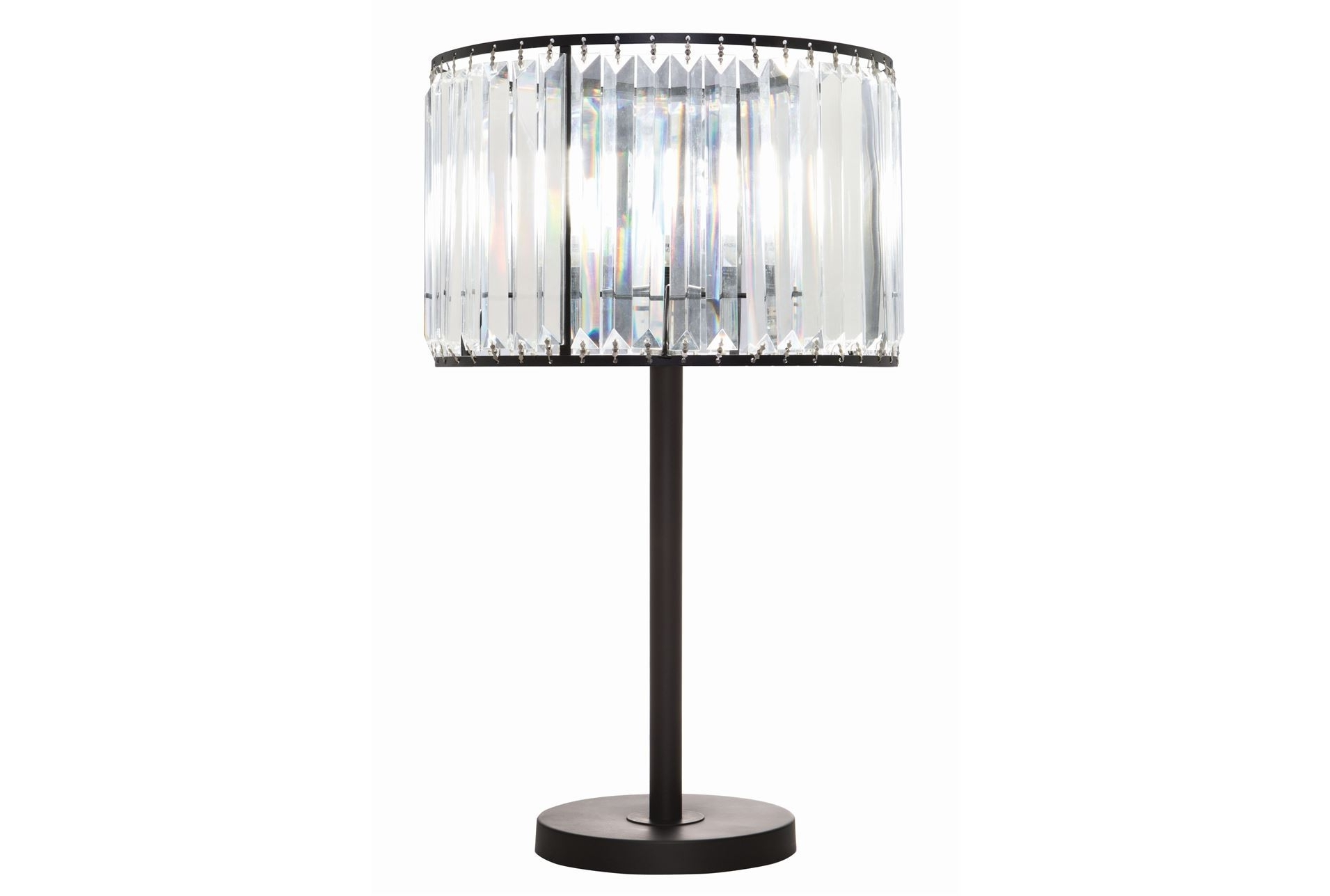 Crystal Living Room Table Lamps Pertaining To Well Liked Living Room : Crystal Table Lamps Small Table Lamps Crystal (View 4 of 15)