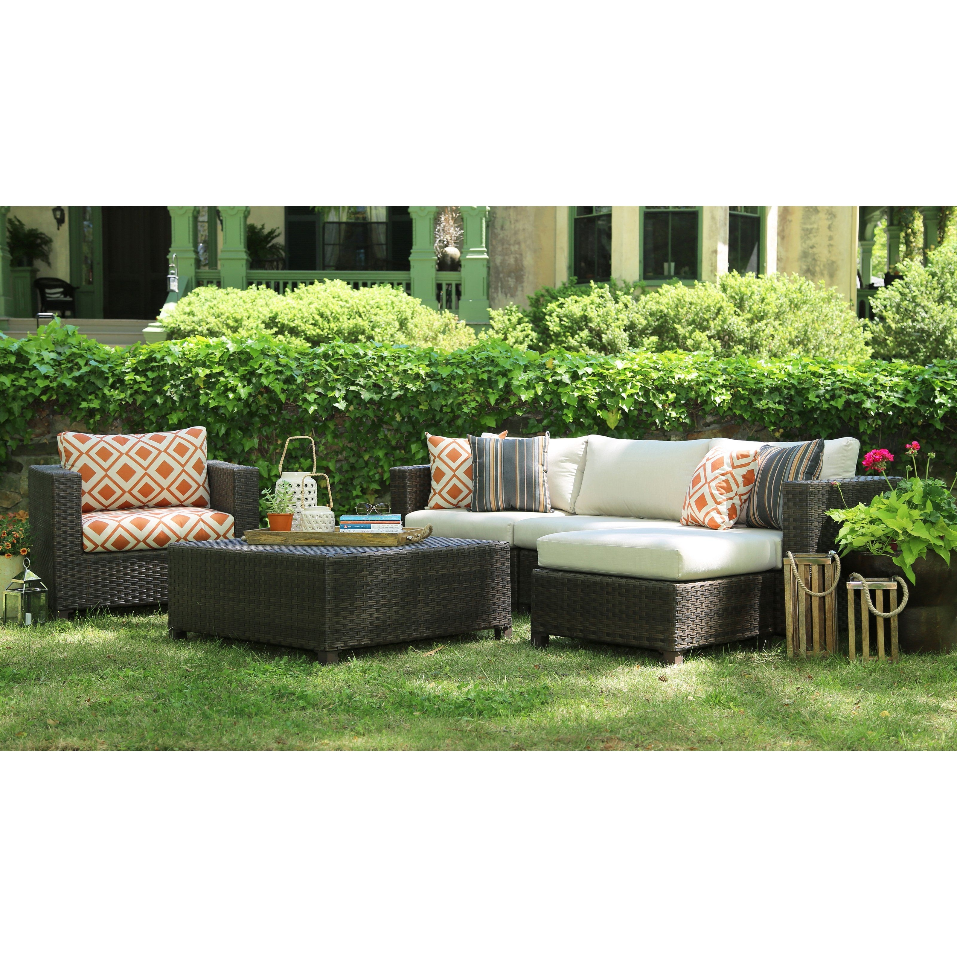 Featured Photo of Patio Conversation Sets Under $