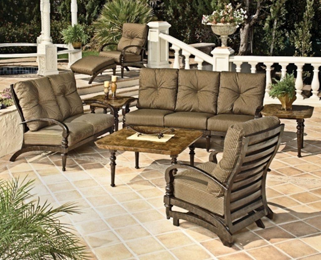 Current Patio Conversation Sets Under $500 Pertaining To Patio Conversation Sets Costco Best Patio Furniture Under $500  (View 2 of 15)