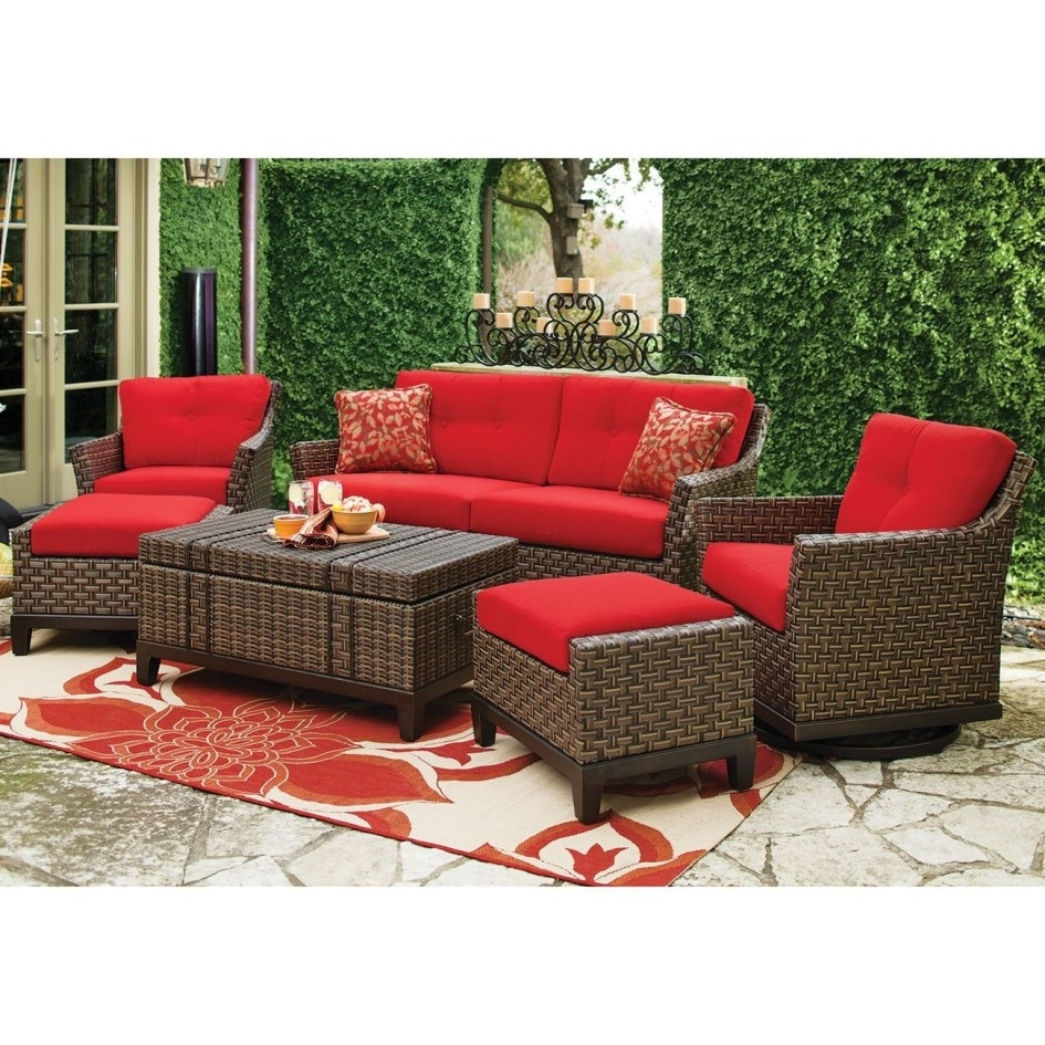 Current Red Patio Conversation Sets Inside Modish With Bar Patio Set Cheap Patio Furniture Sets As Outdoor (View 3 of 15)