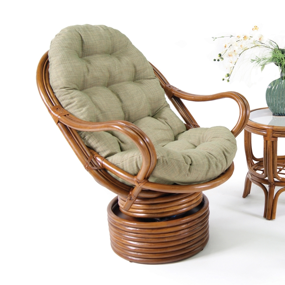 Cushion : Wicker Patio Furniture Cushions Dsc Rattan Dining Chair For Most Recently Released Wicker Rocking Chairs With Cushions (View 4 of 15)