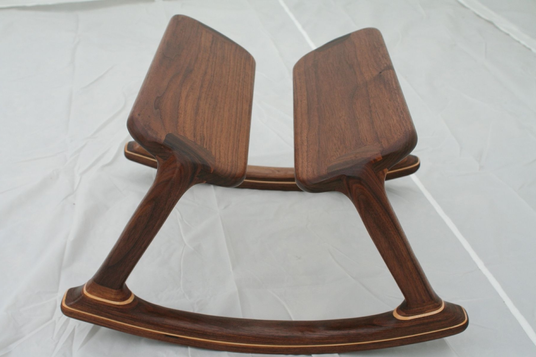 Custommade Within Rocking Chairs With Footstool (View 4 of 15)
