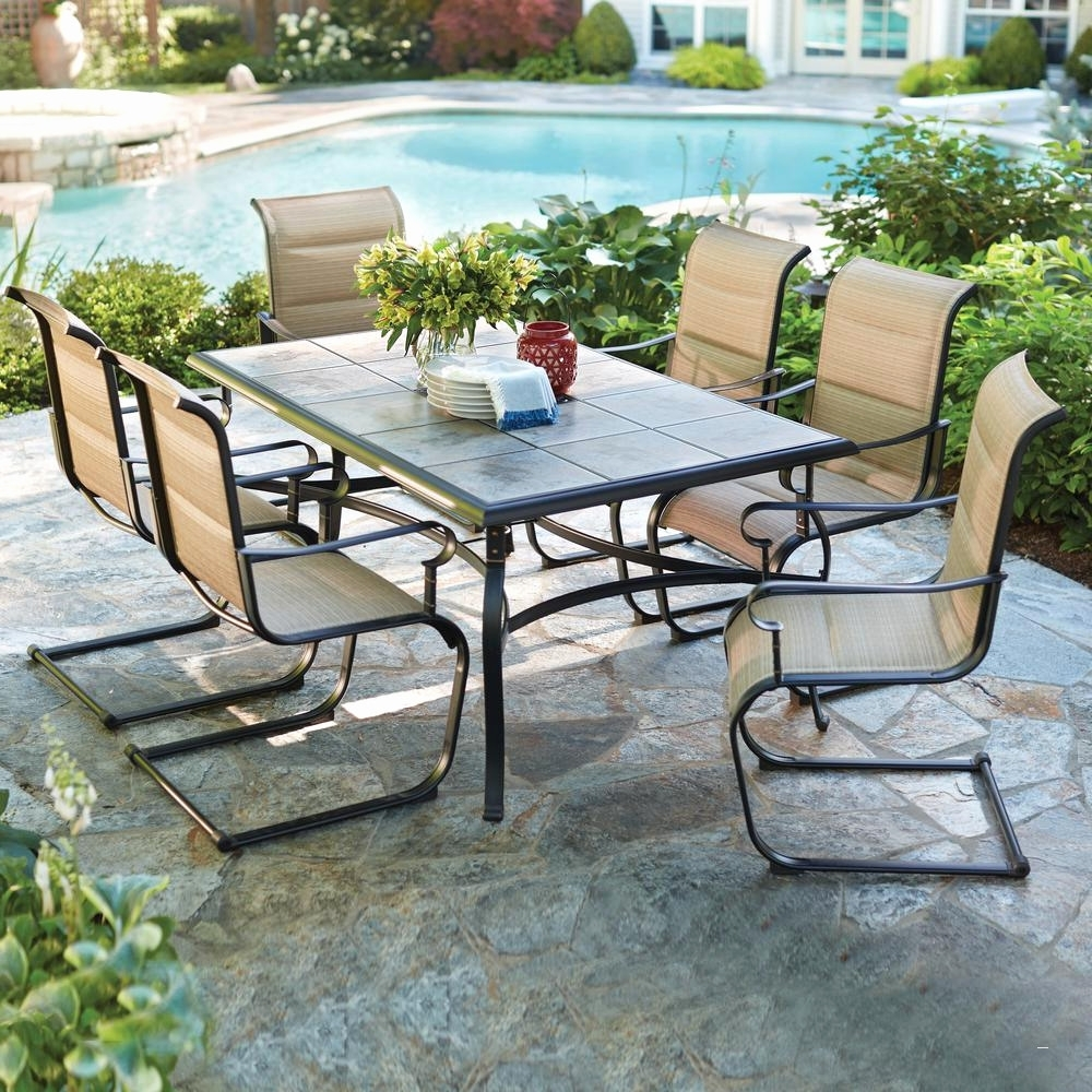 Cute Dining Table Clearance Sale 3 Graceful Patio Furniture 17 Within Most Up To Date Kohl's Patio Conversation Sets (View 2 of 15)