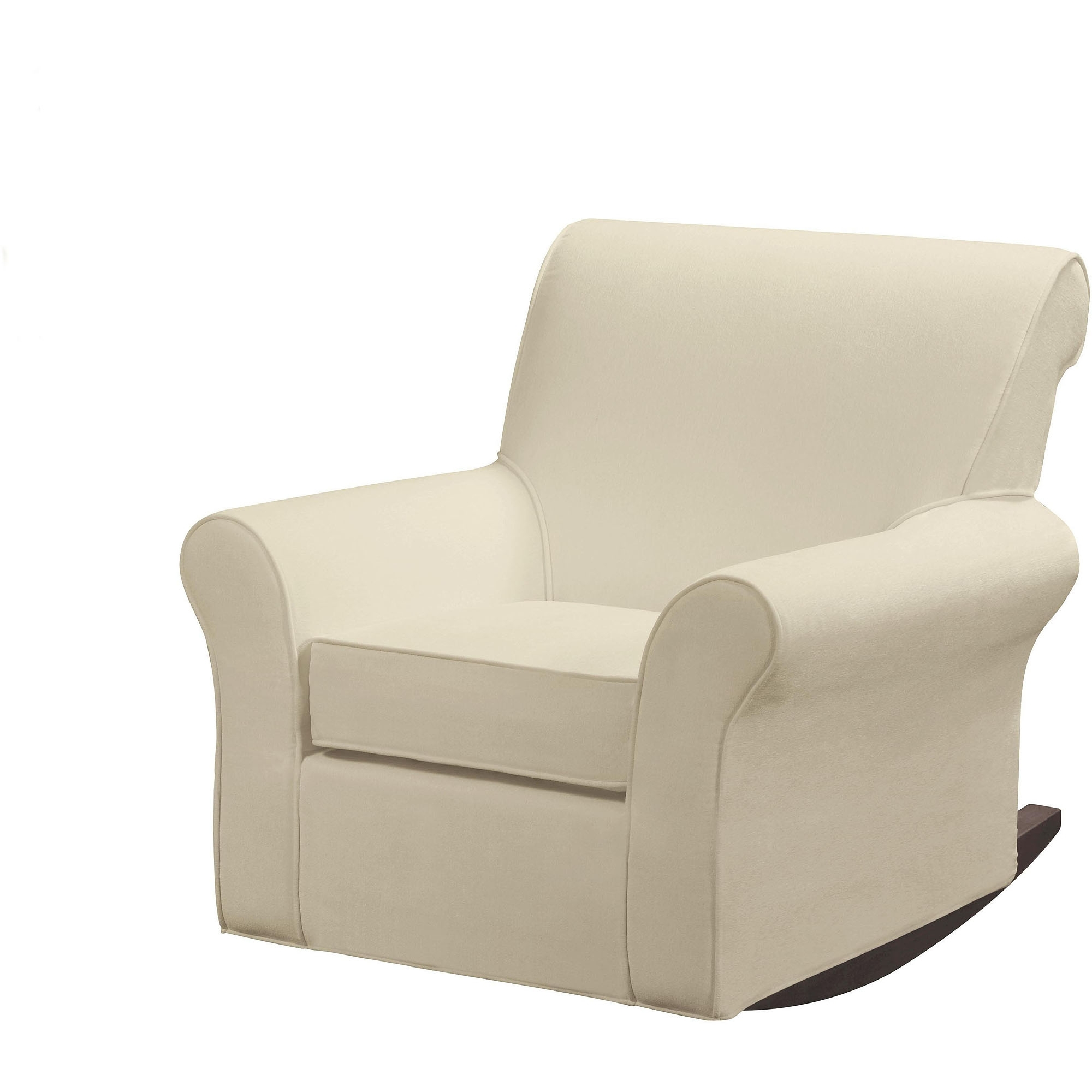 Dorel – Rocking Chair (Slipcover Sold Separately) – Walmart Regarding Most Recently Released Walmart Rocking Chairs (View 5 of 15)