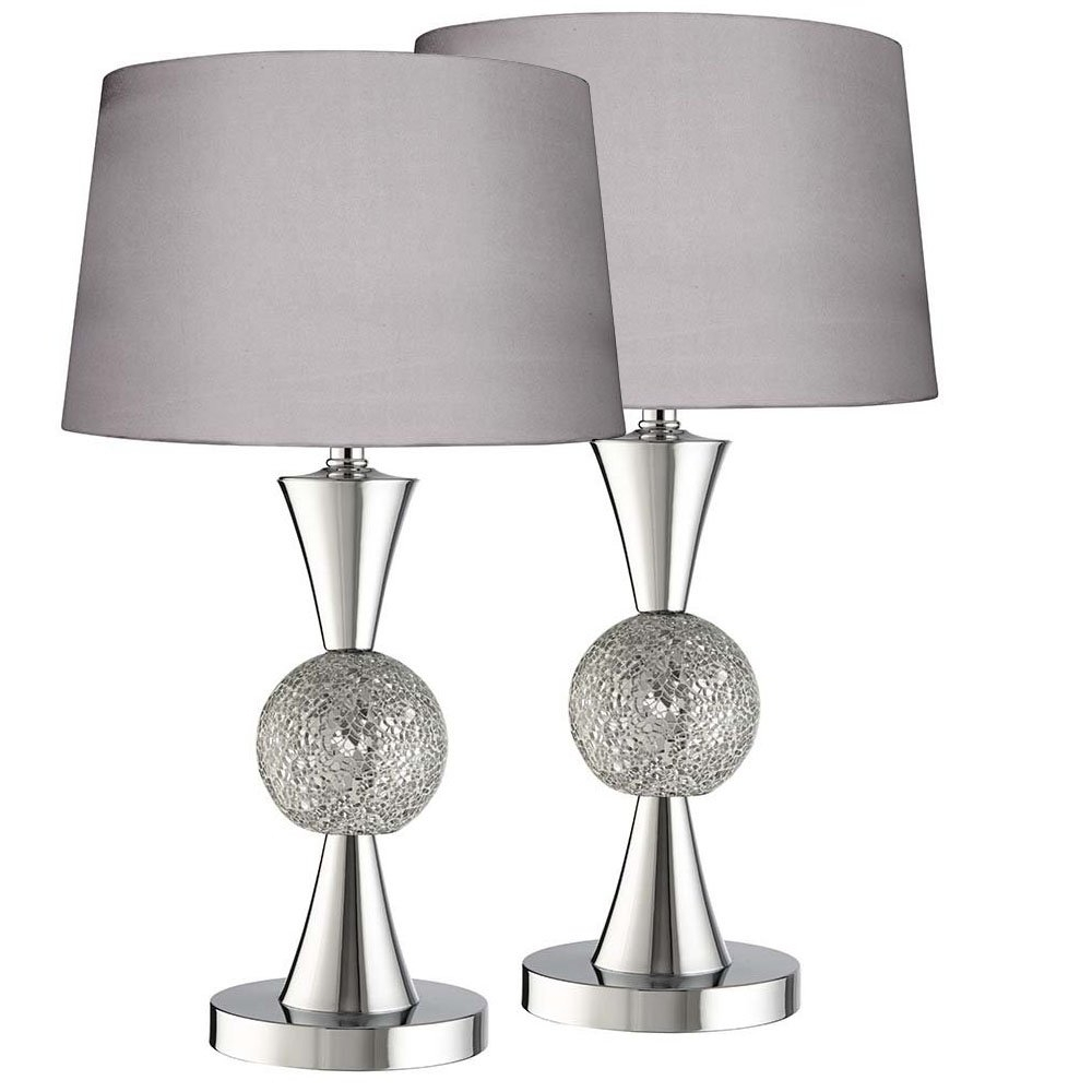 Excellent Ideas Silver Table Lamps Living Room Table Lamp regarding Famous Silver Table Lamps For Living Room