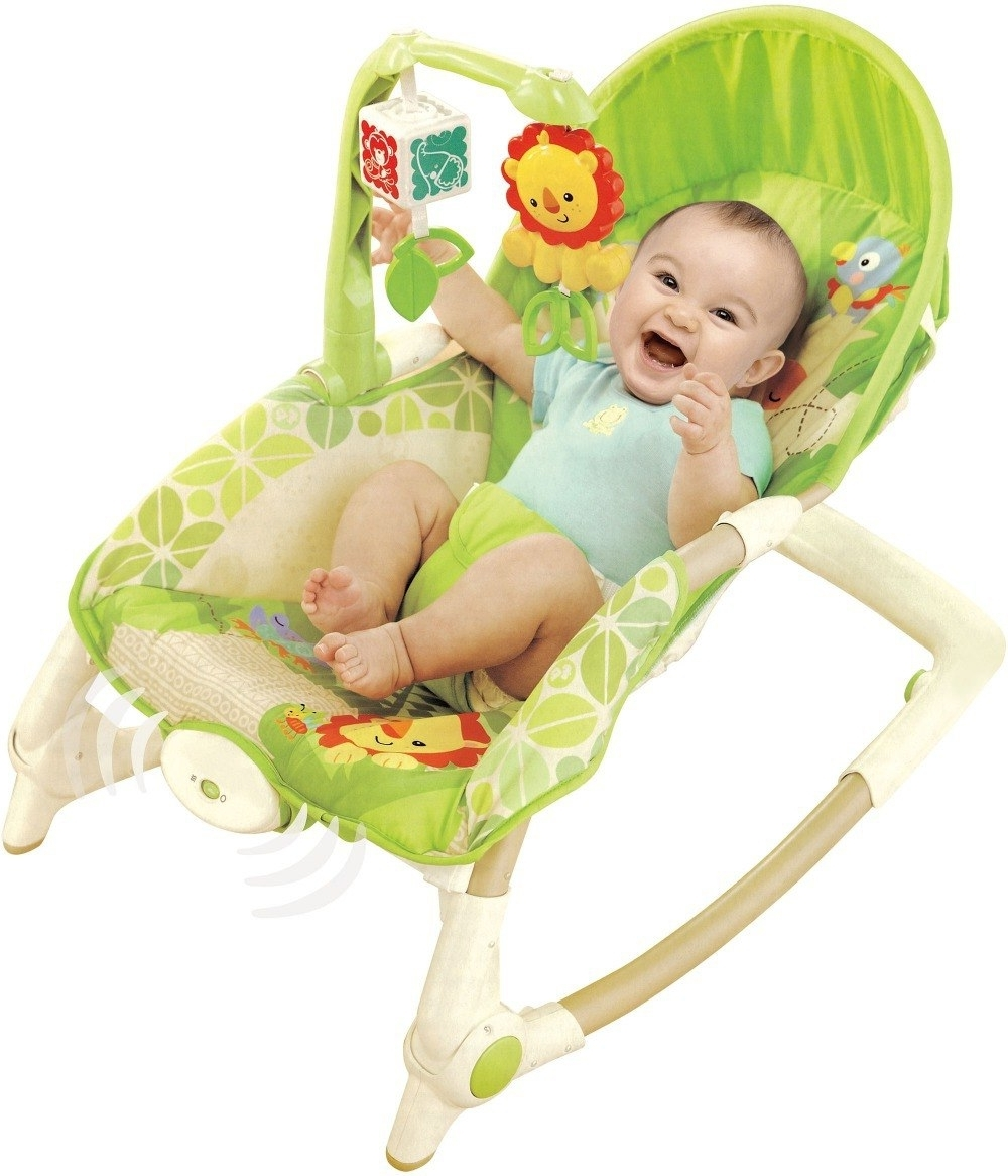 Famous Aliexpress : Buy Free Shipping Newborn Rocker Musical Vibrating With Rocking Chairs For Babies (View 2 of 15)