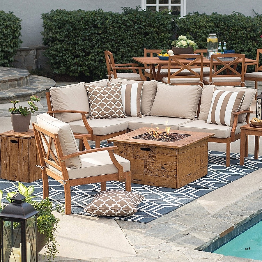 Famous Patio Conversation Sets With Fire Pit Intended For Fire Pit (View 11 of 15)