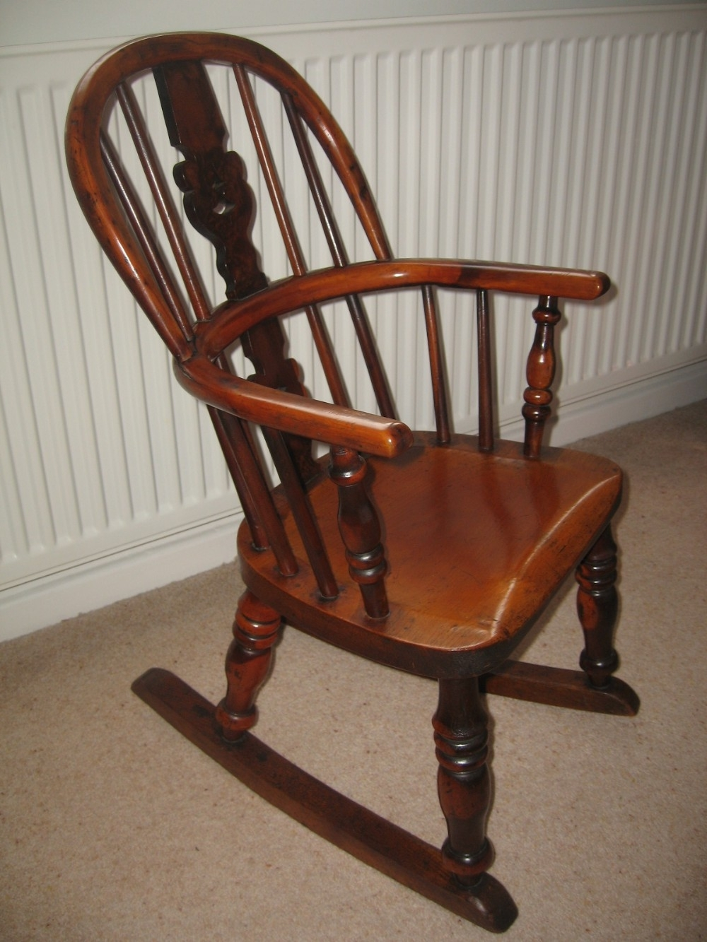 Famous Rocking Chairs With Springs For Antique Rocking Chairs With Springs – Antique Rocking Chairs (View 9 of 15)
