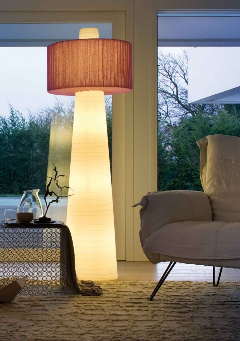 Fancy Living Room Table Lamps With Regard To Widely Used Modern Floor Lamp Led — Indoor & Outdoor Decor : Very Interesting (View 4 of 15)