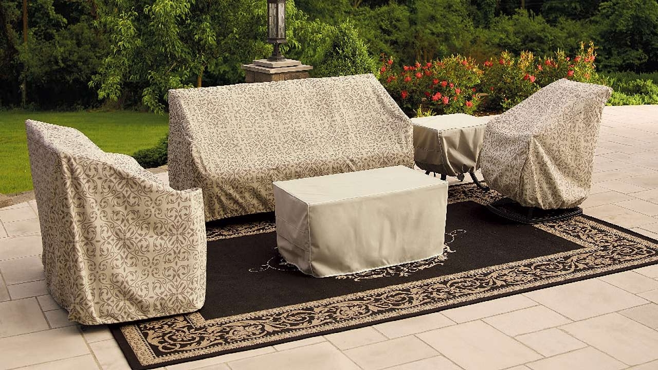 Fashionable Covers For Outdoor Patio Furniture (View 7 of 15)