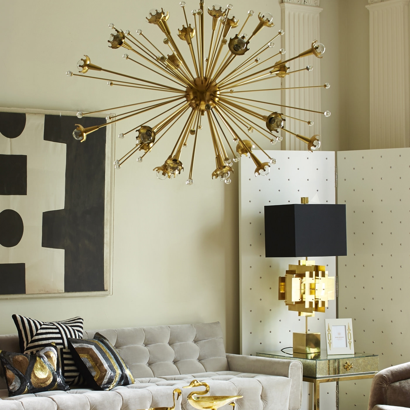 Fashionable Top 20 Modern Table Lamps With Luxury Living Room Table Lamps (View 15 of 15)