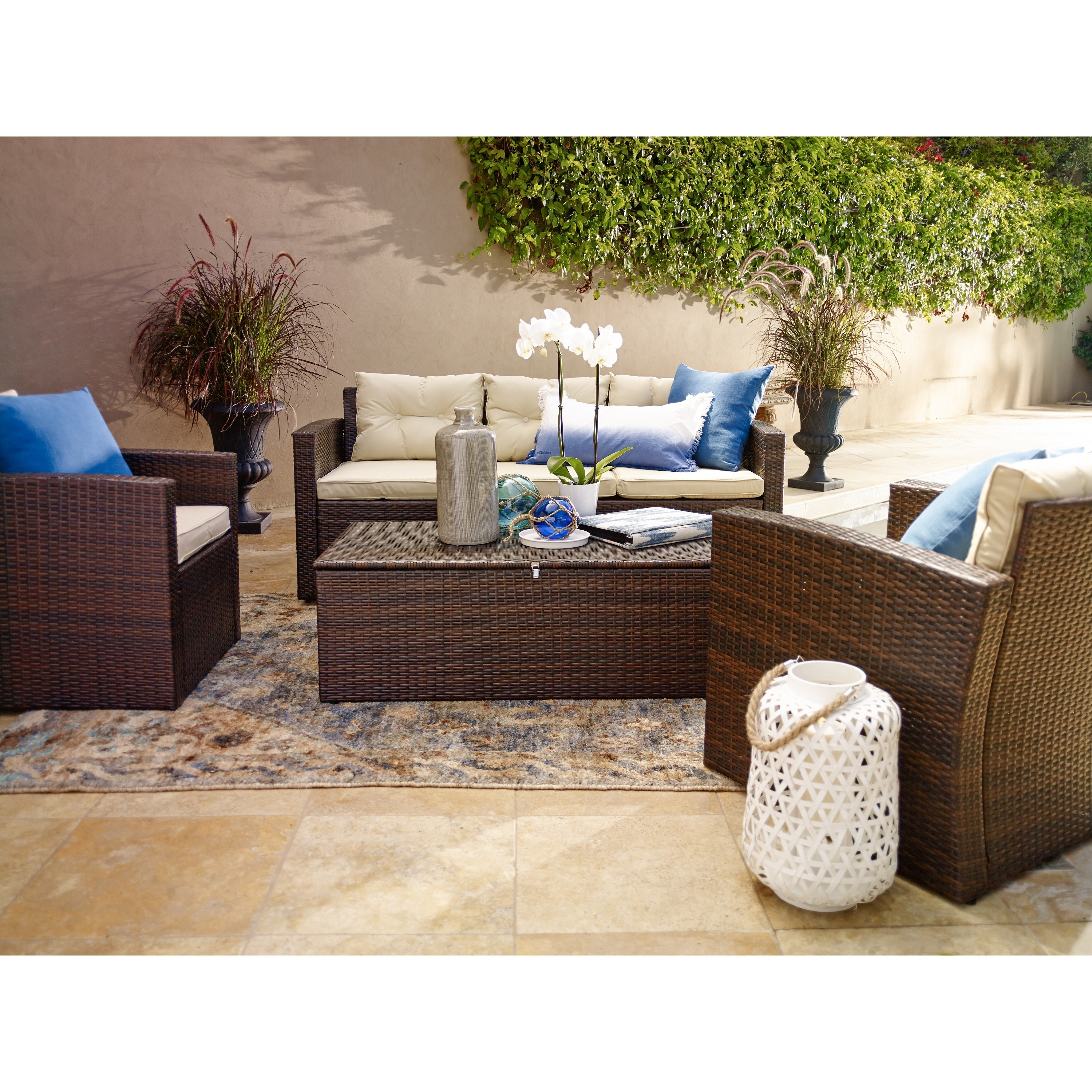Featured Photo of Wayfair Outdoor Patio Conversation Sets