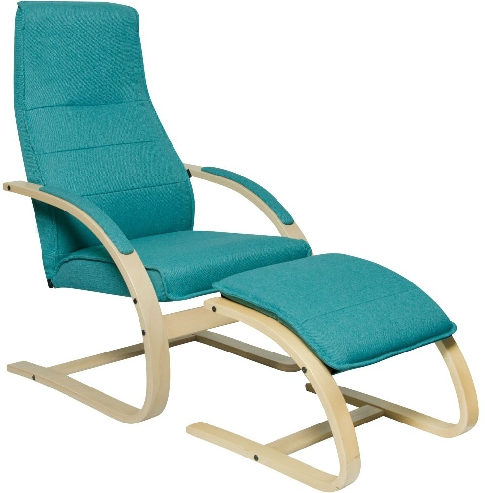 Favorite Buy Como Chair With Footstool Online – Furntastic Pertaining To Rocking Chairs With Footstool (View 9 of 15)