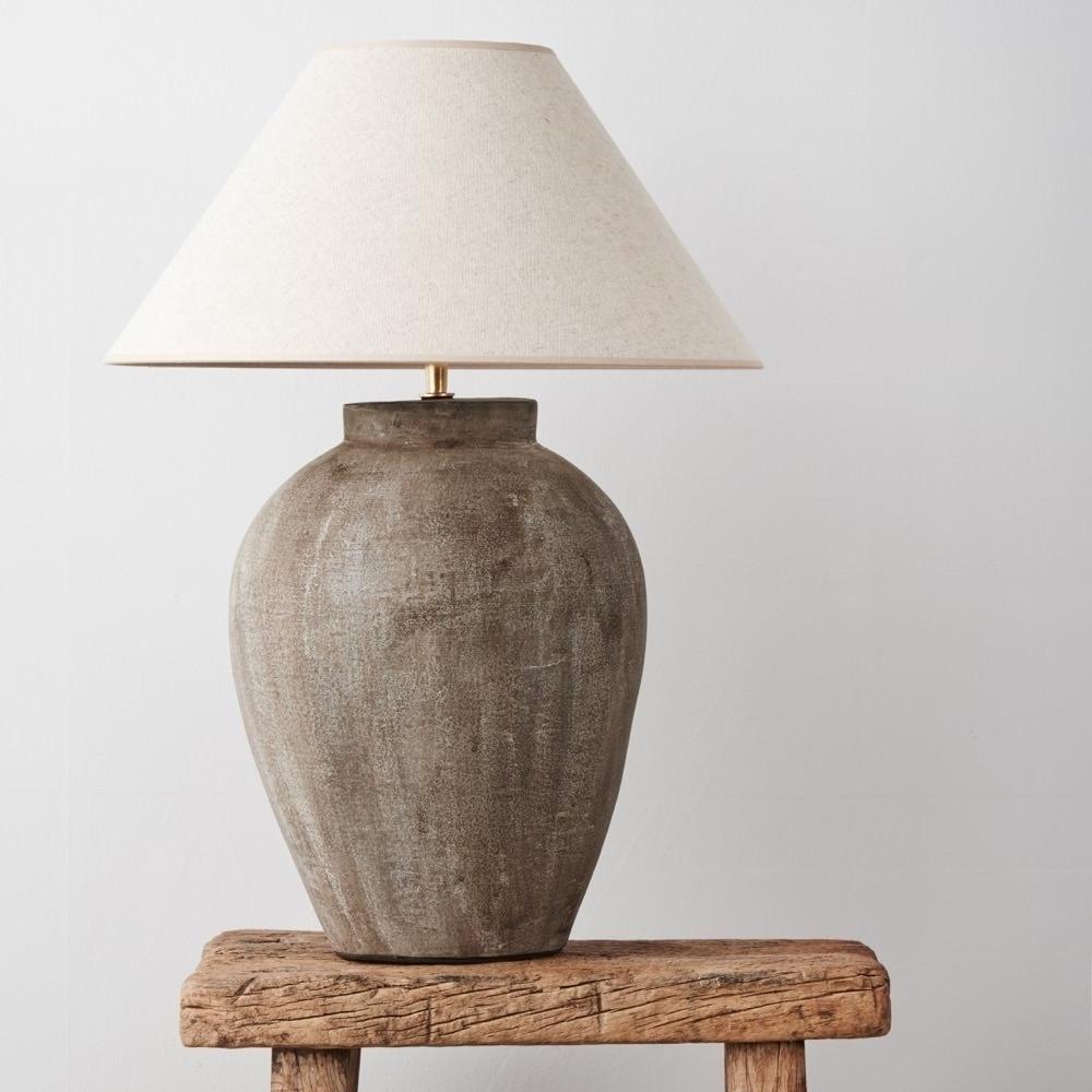 Favorite Ceramic Table Lamps For Living Room Table Lamp With An Ovoid Ceramic Inside Ceramic Living Room Table Lamps (View 3 of 15)